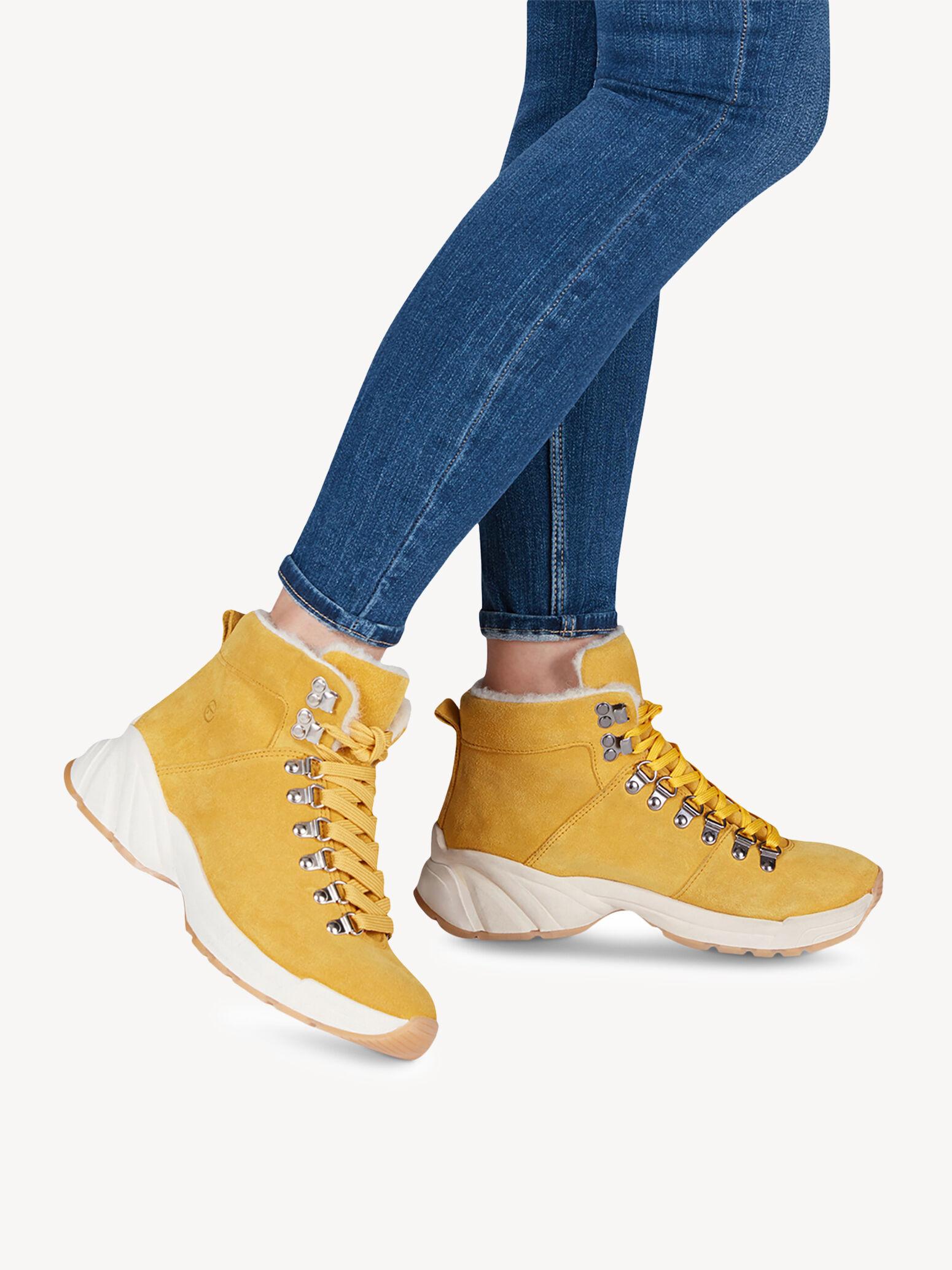 competitive price 83e58 043e4 tamaris boots gelb