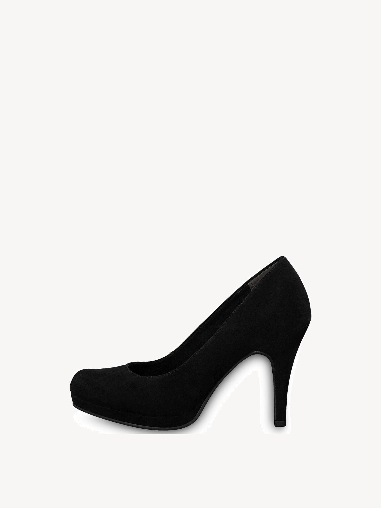 22302, Escarpins Femme, Noir (Black 001), 43 EUTamaris