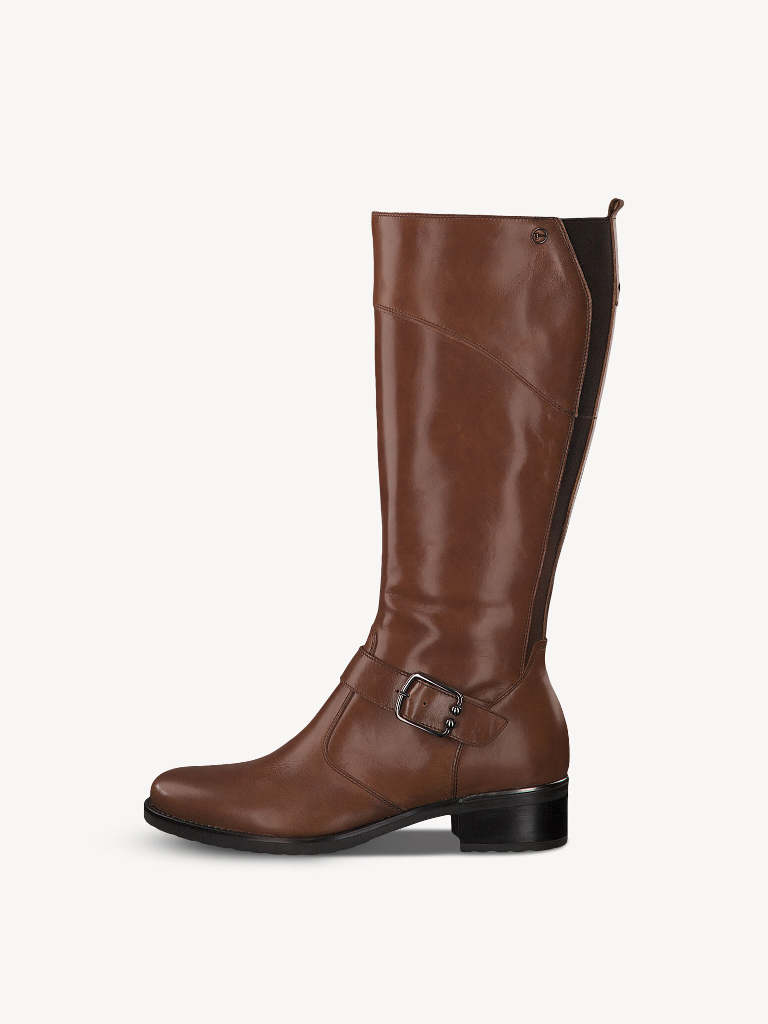 Schwarze Stiefel 35 Schaftweite XS