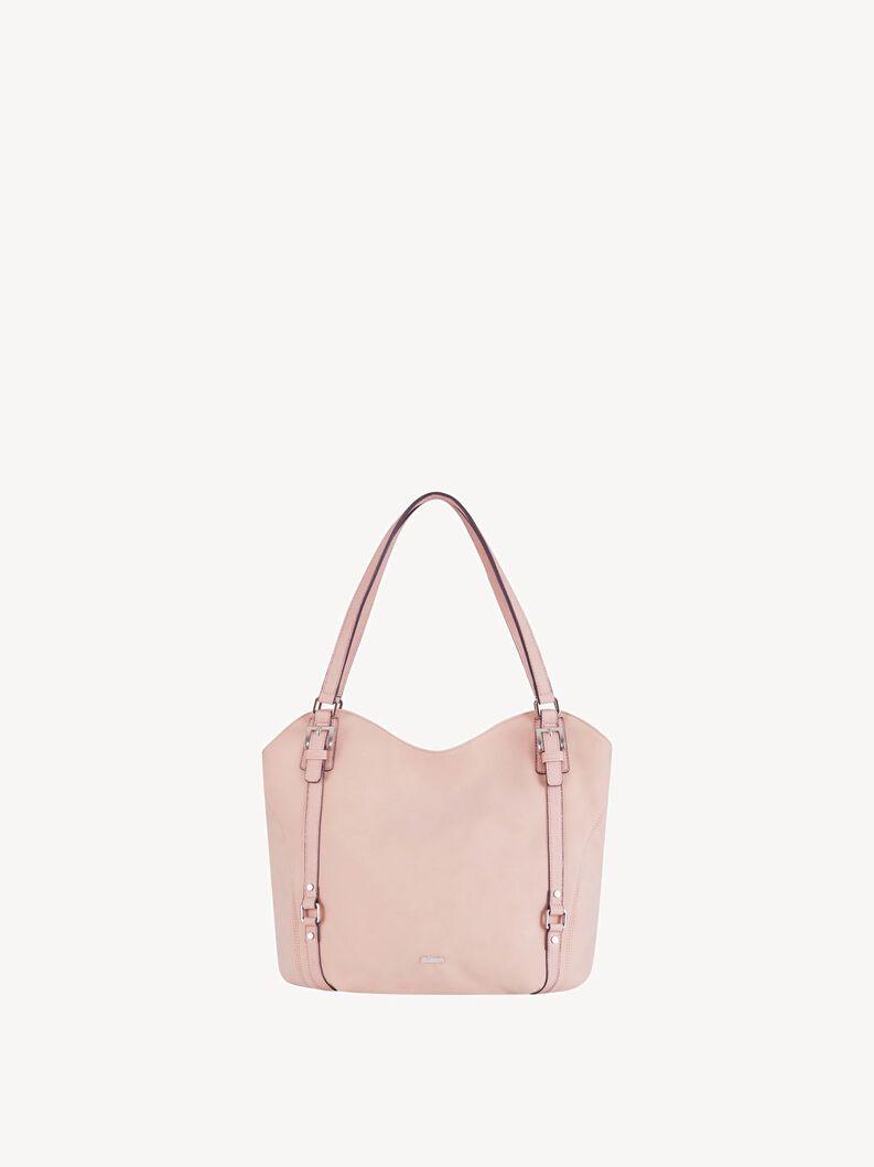 Shopping bag - rose, rose comb., hi-res