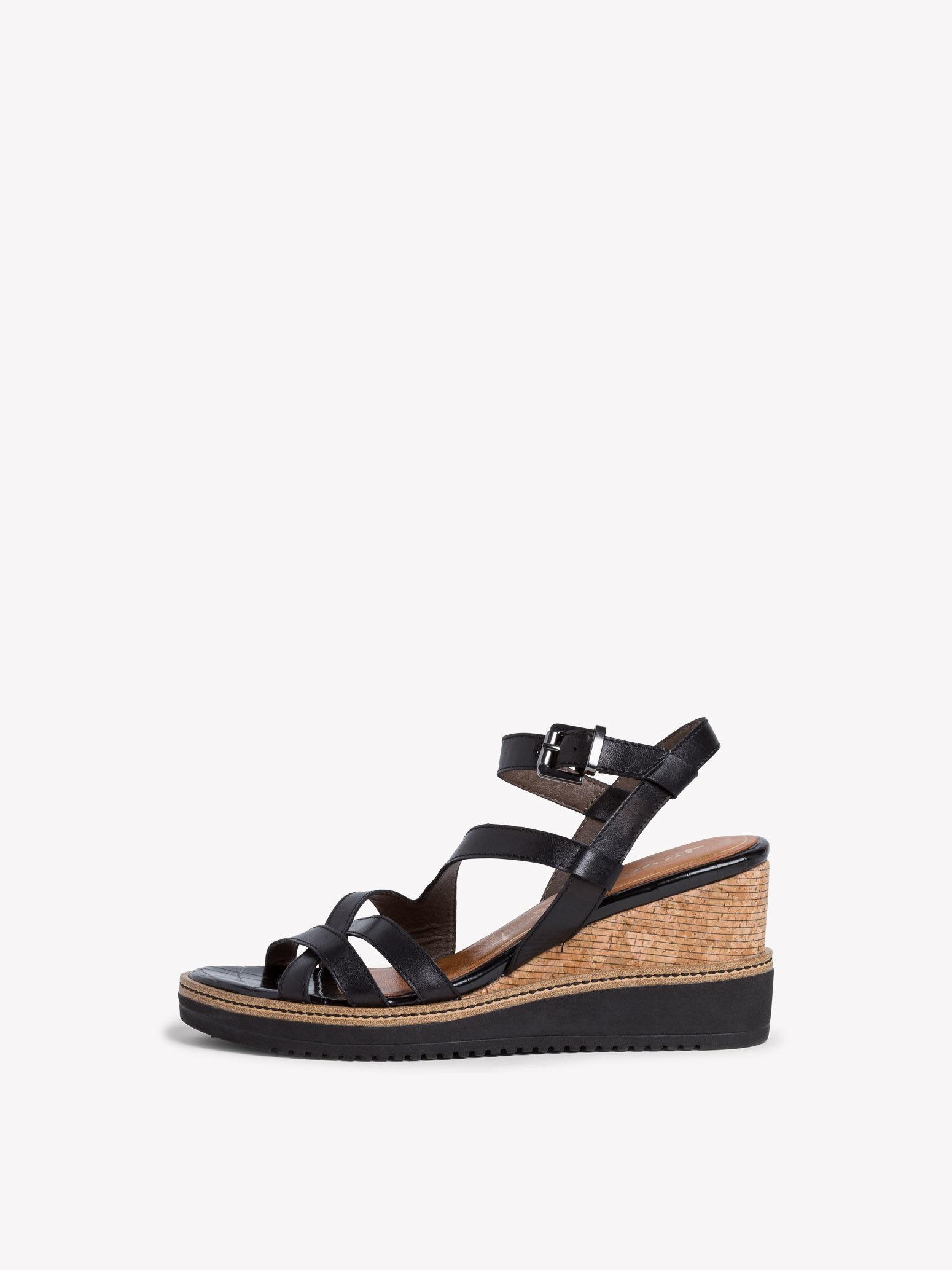 Sandales compensées : achète maintenant en ligne  Tamaris