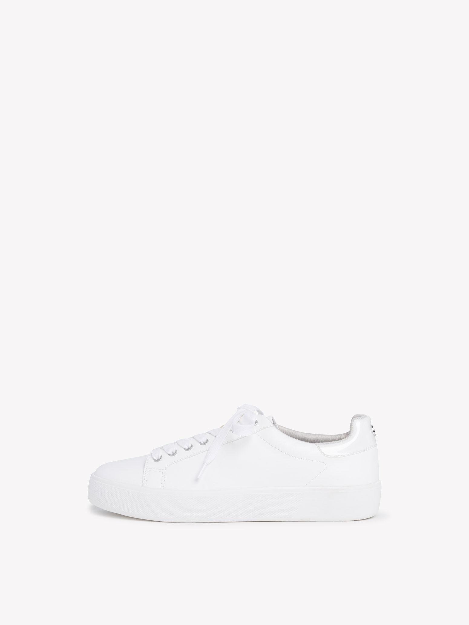 Tamaris Weiße Winterstiefel Stiefel weiß , Schuhgröße 42