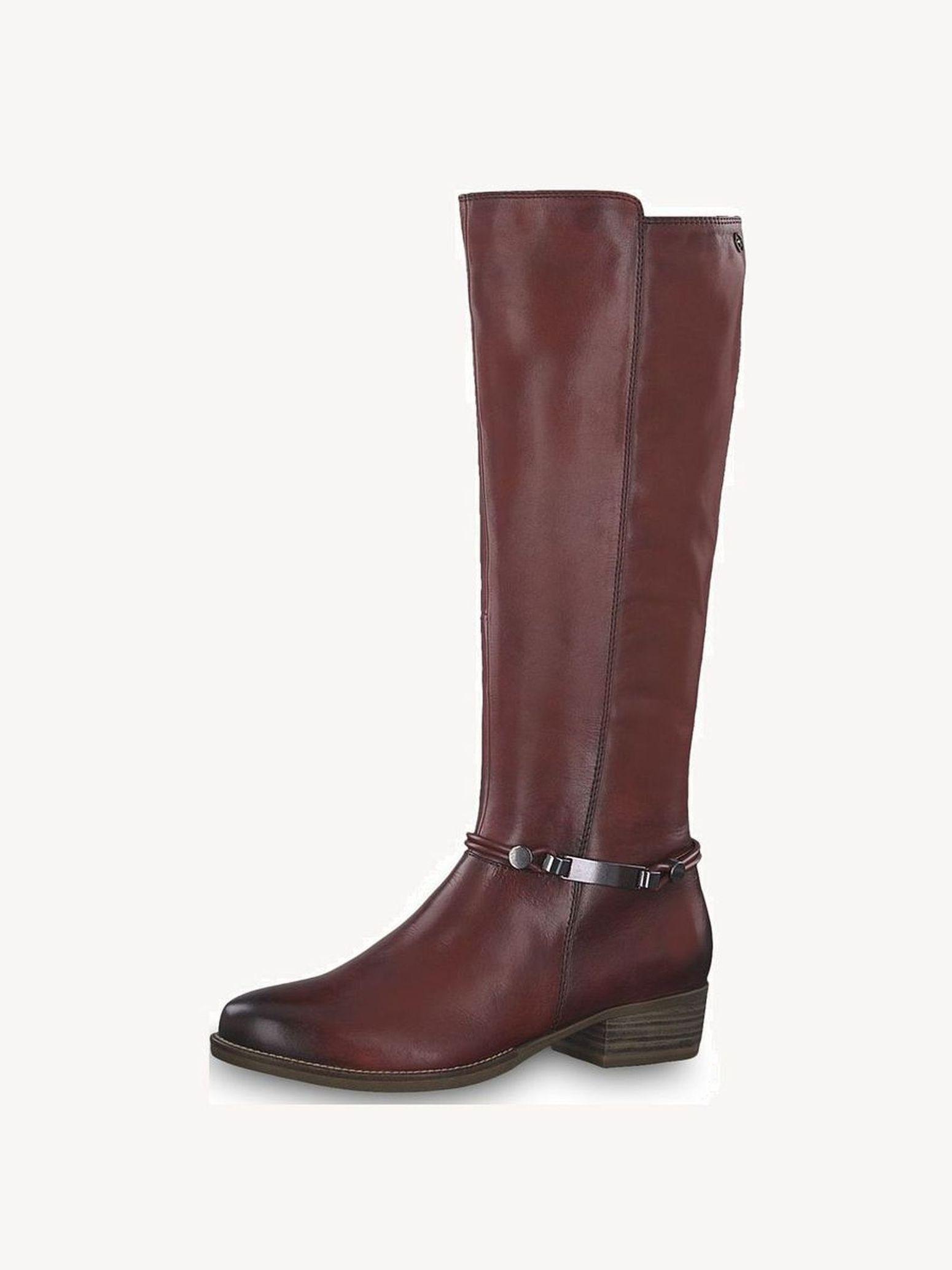 Tamaris Stiefel 1 25509 Rot