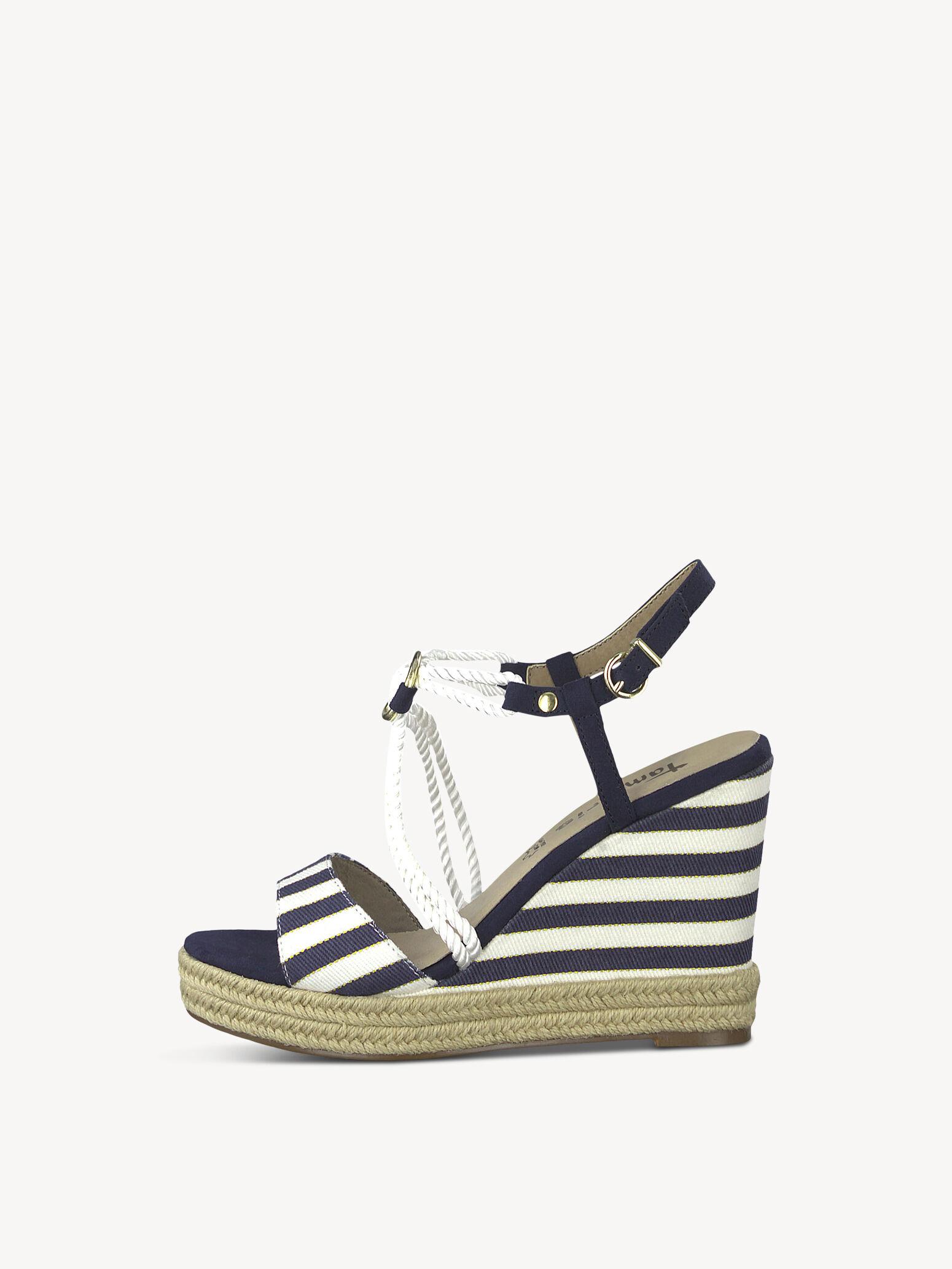 Femmes Chaussures À Tamaris Sandales Talons OknX80wP