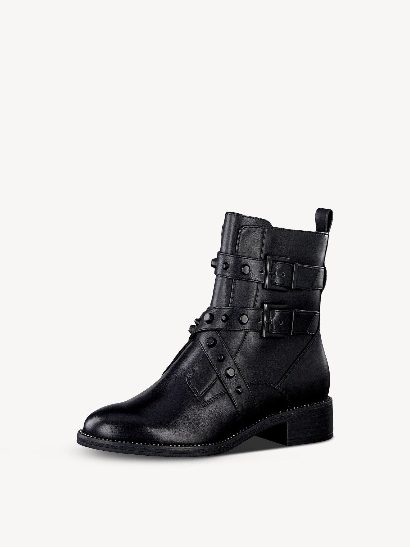 Tamaris Leather Boots (1 1 25048 23) black ab 69,95