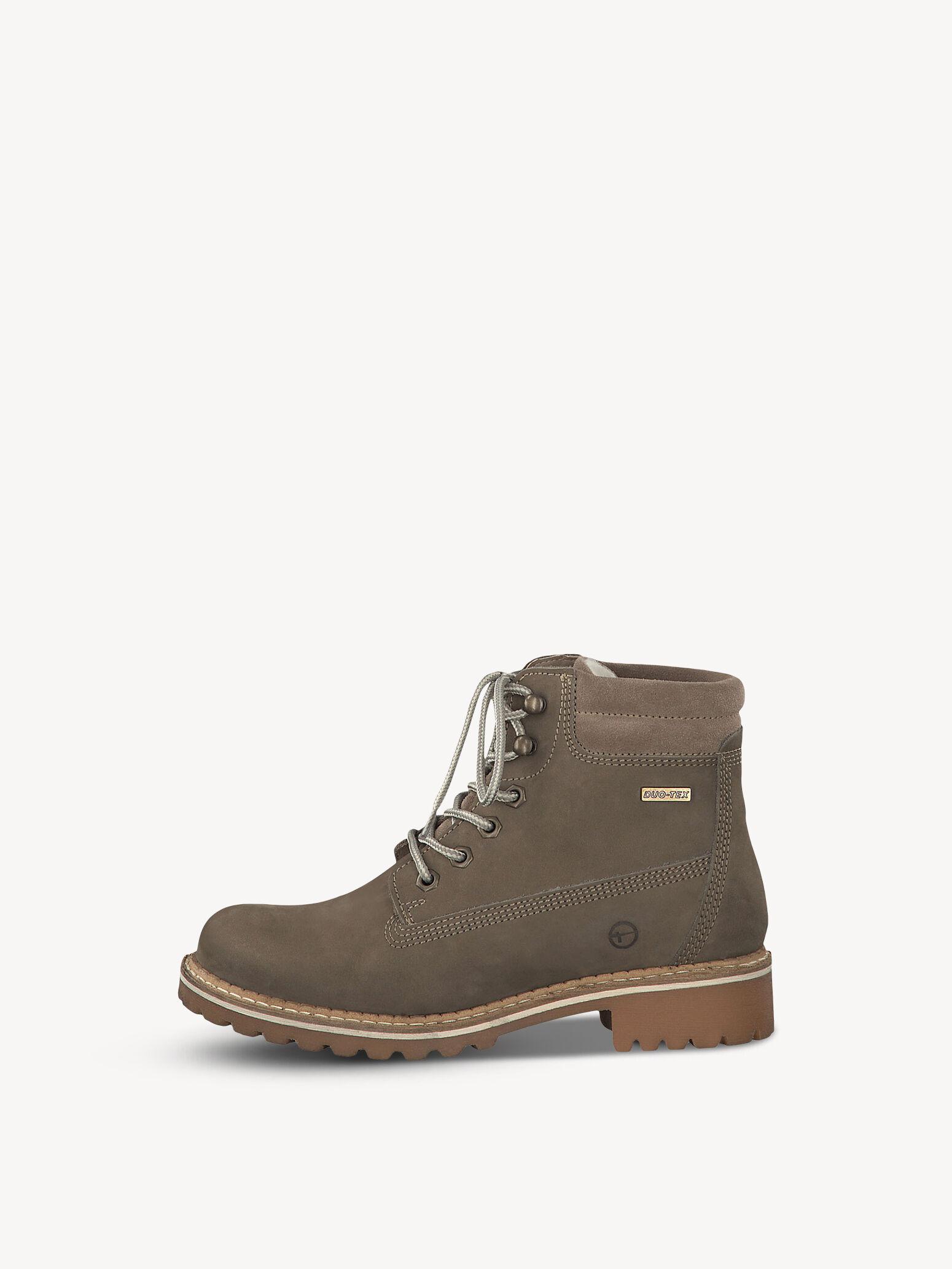 Kaufe Jetzt braune Tamaris Stiefel Schuhe