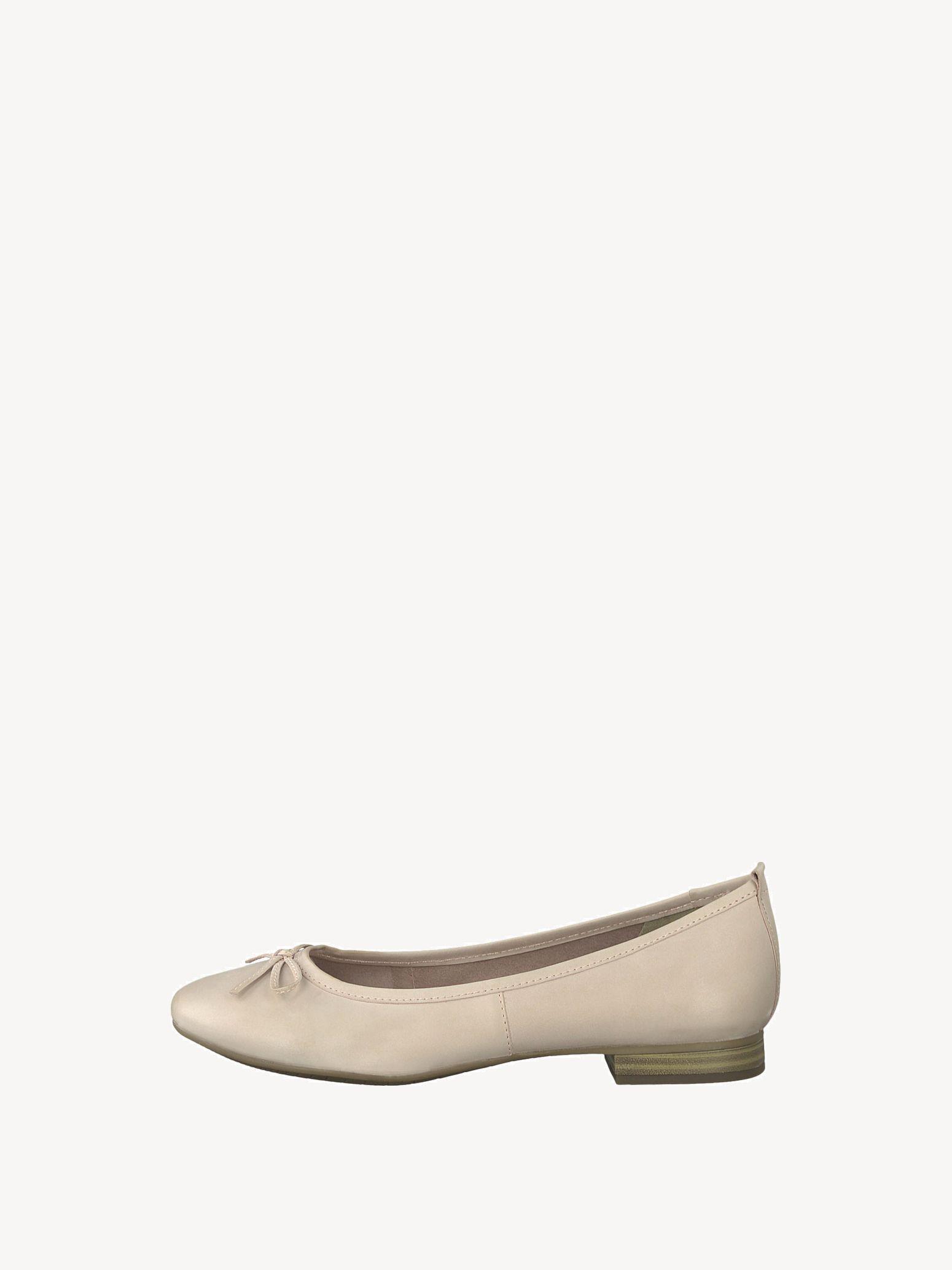 Tamaris ballerine petit talon noir femme chaussures
