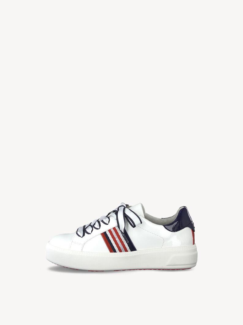 Sneaker - weiß, WHITE PAT.COMB, hi-res