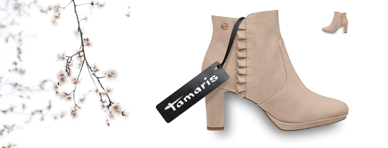 36caa6920ad0 Tamaris Online Shop – Chaussures pour dames – Sacs à main pour dames ...