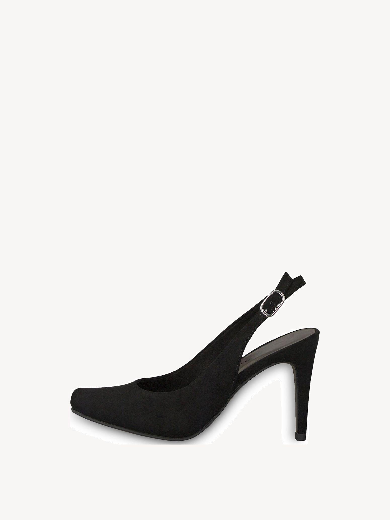 Escarpin Tamaris 29614 noir, chaussure femme Noir Noir
