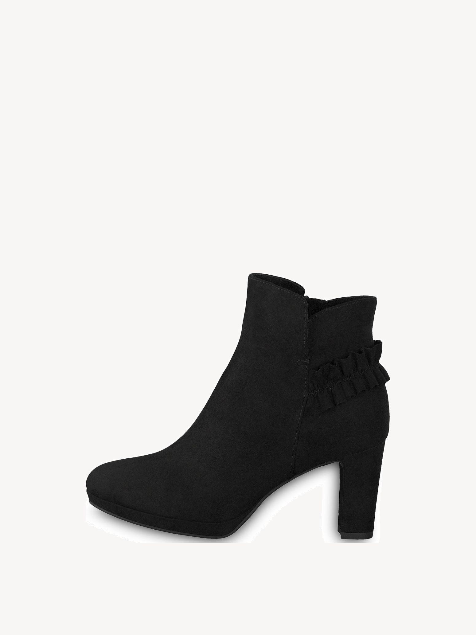 Tamaris High Heel Stiefelette black