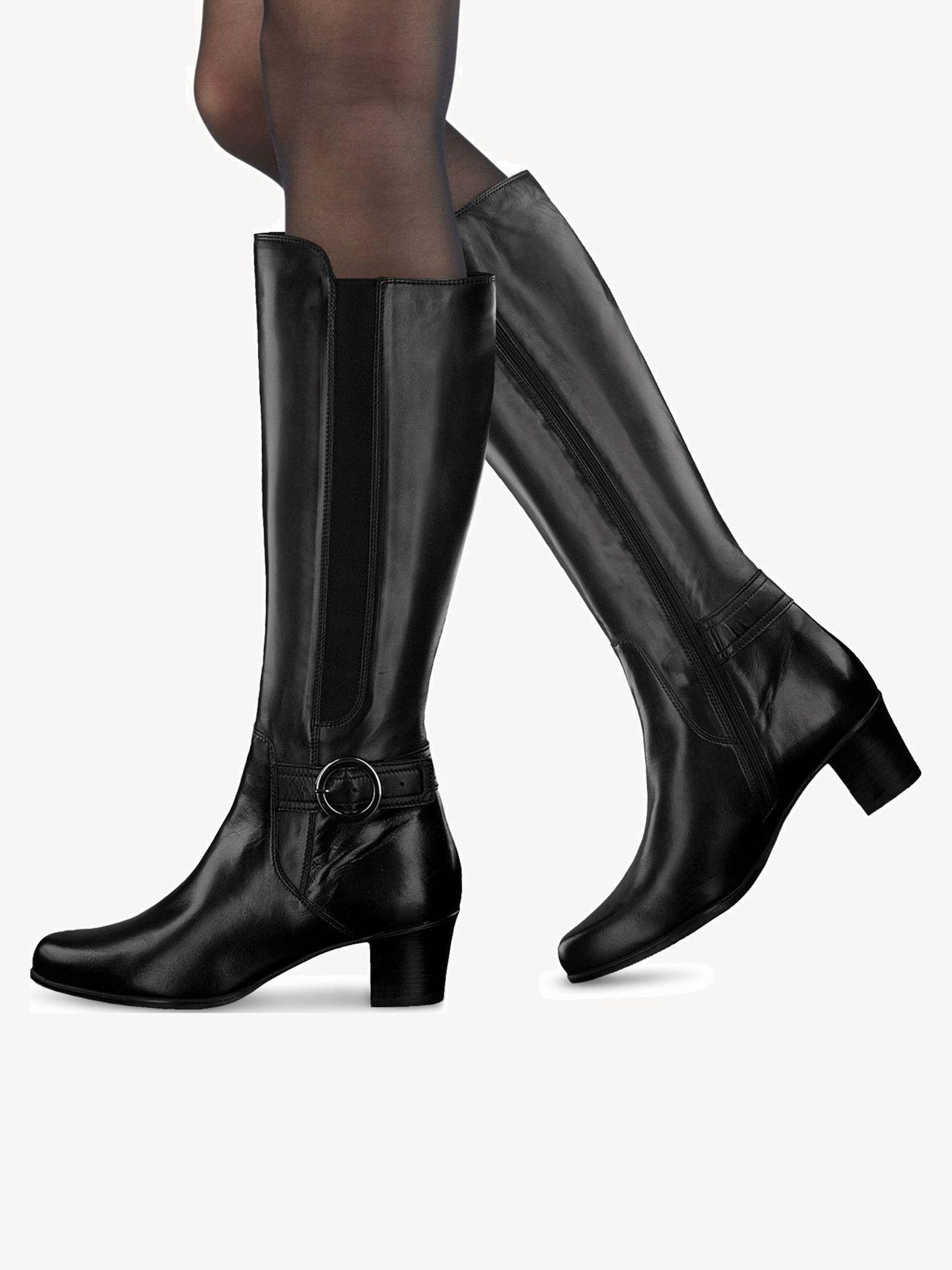 Tamaris Stiefel BLACK Art.:1 1 25549 21001 | Tamaris Schuhe
