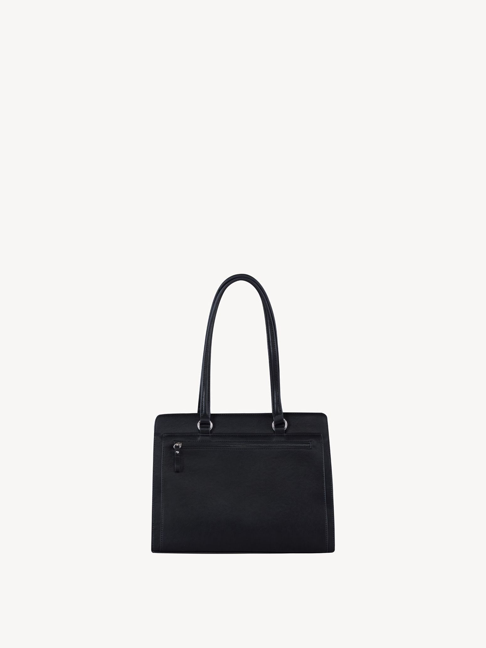 Satchel - black, black comb, hi-res