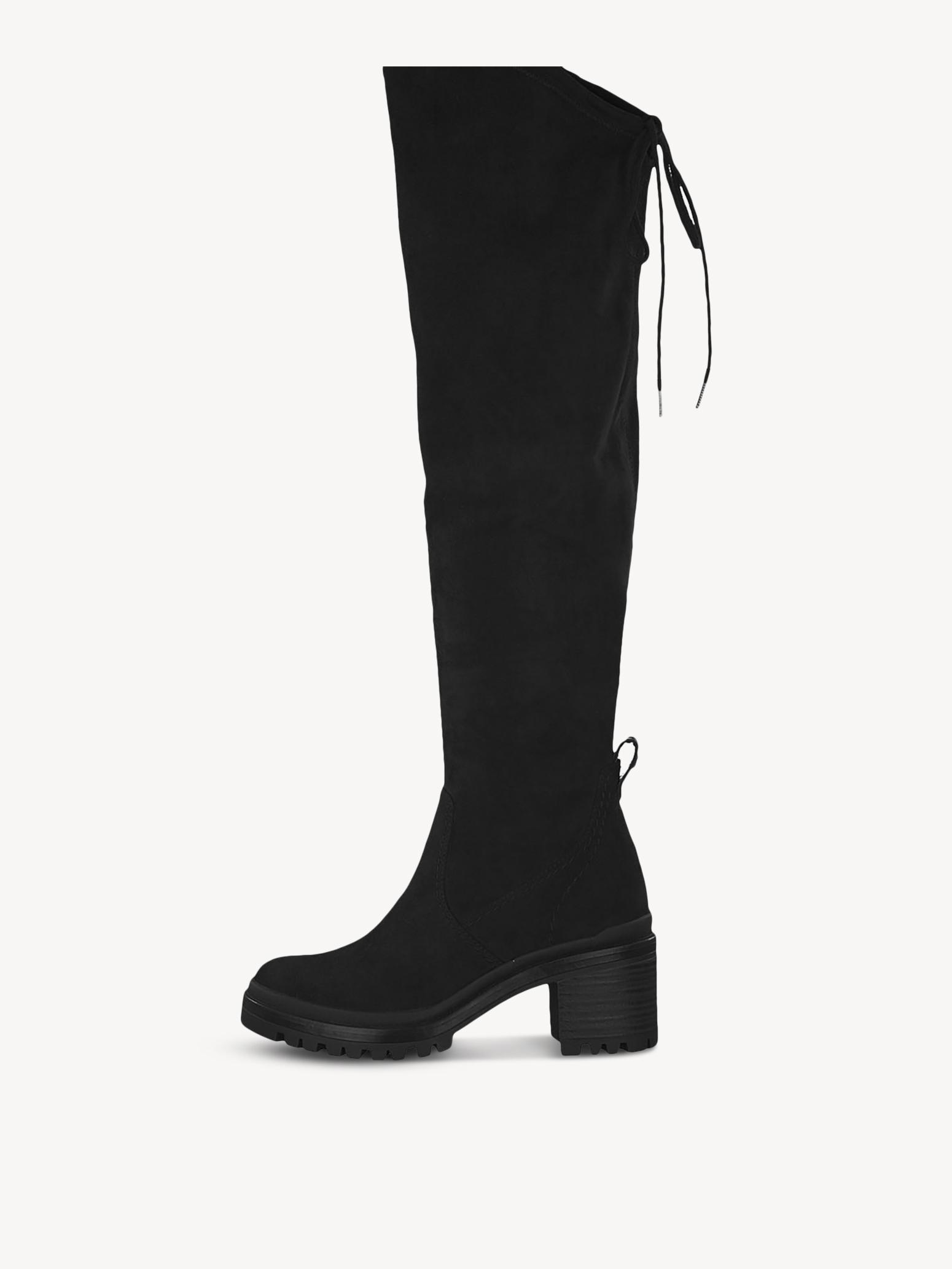 Overknee boots 1 1 25617 23: Buy Tamaris Overknee boots online!