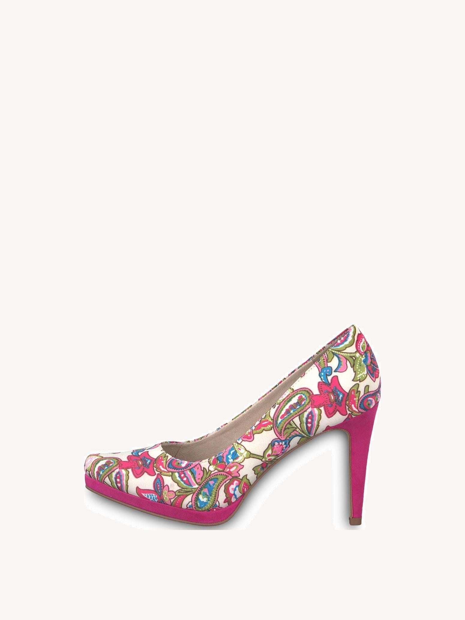 Tamaris Femmes Mauve Chaussures Escarpins Pour D'été