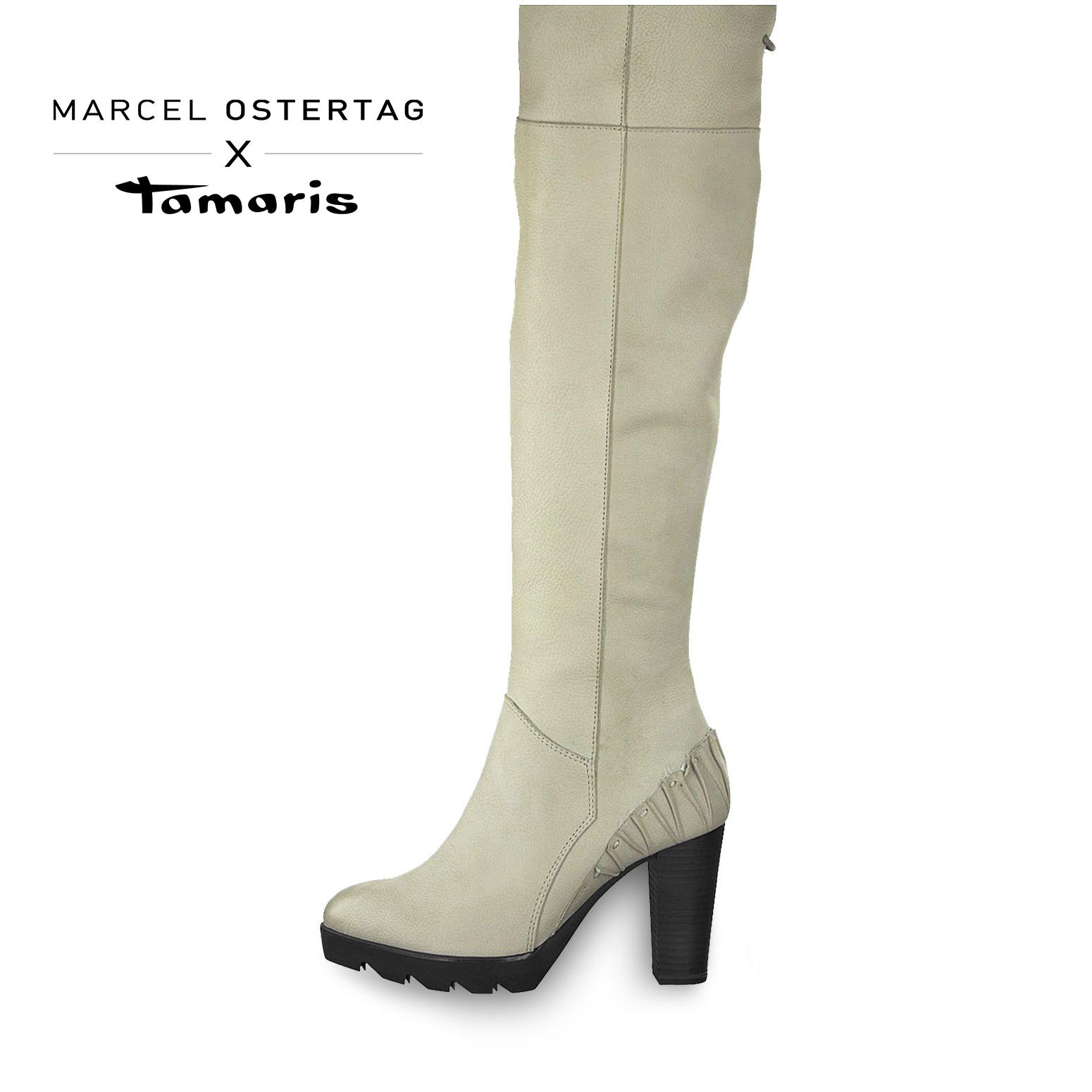 Hedvika Overknee boots