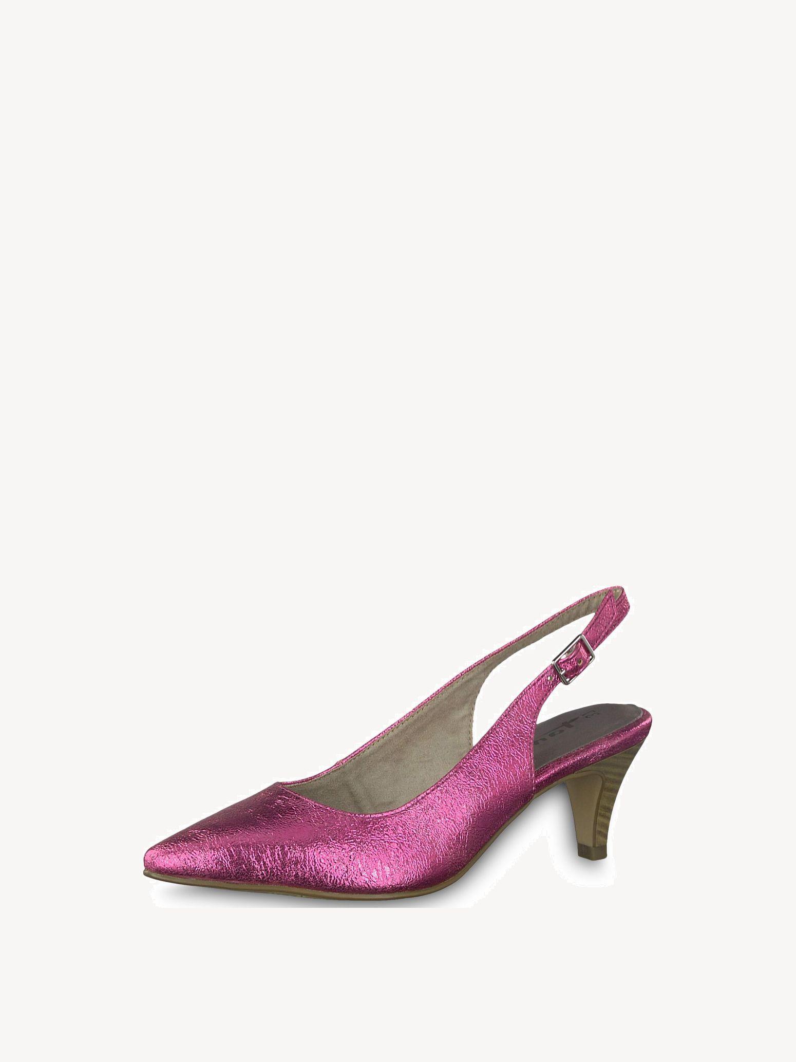 Tamaris Pumps, pink auf