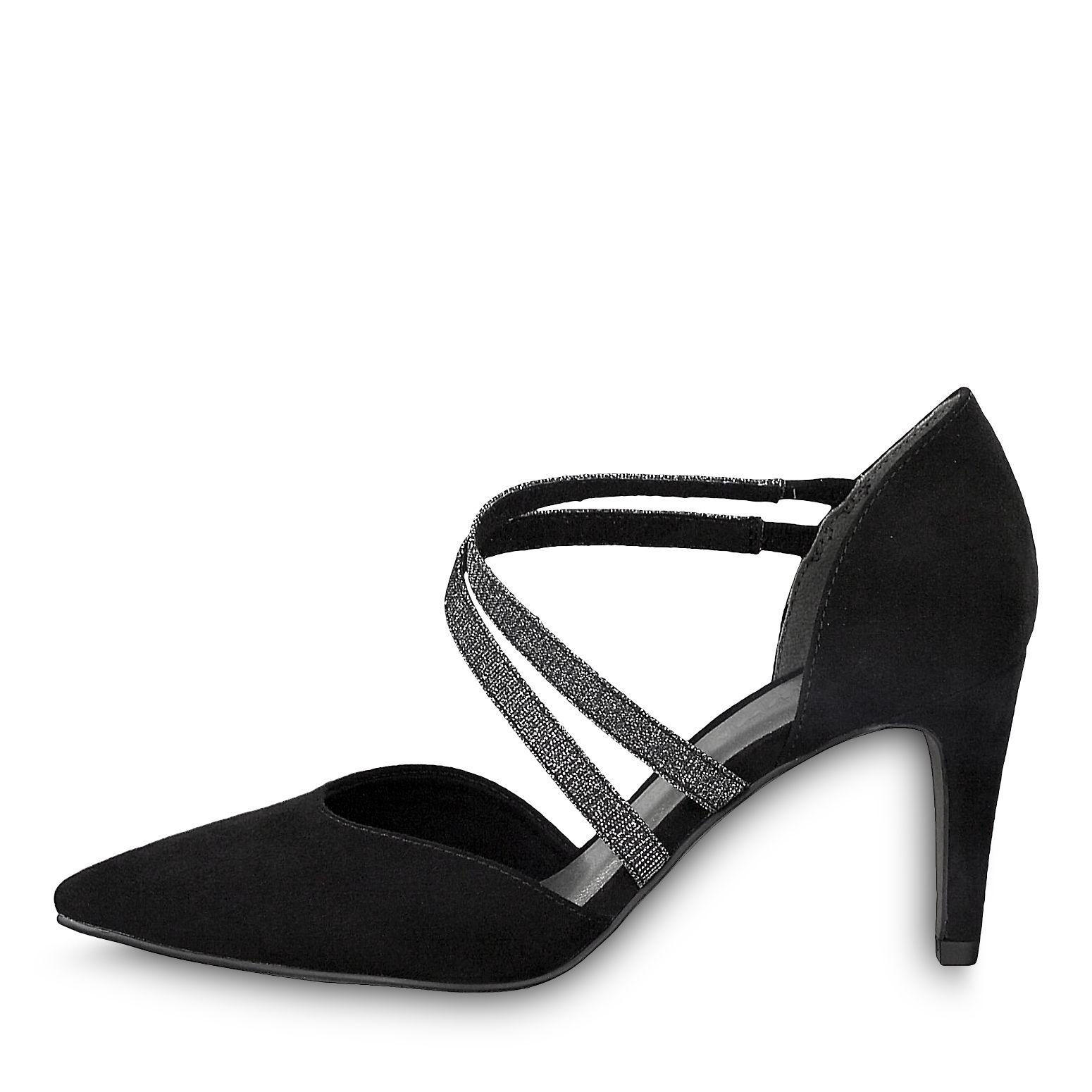 24406, Escarpins Femme, Noir (Black 001), 40 EUTamaris