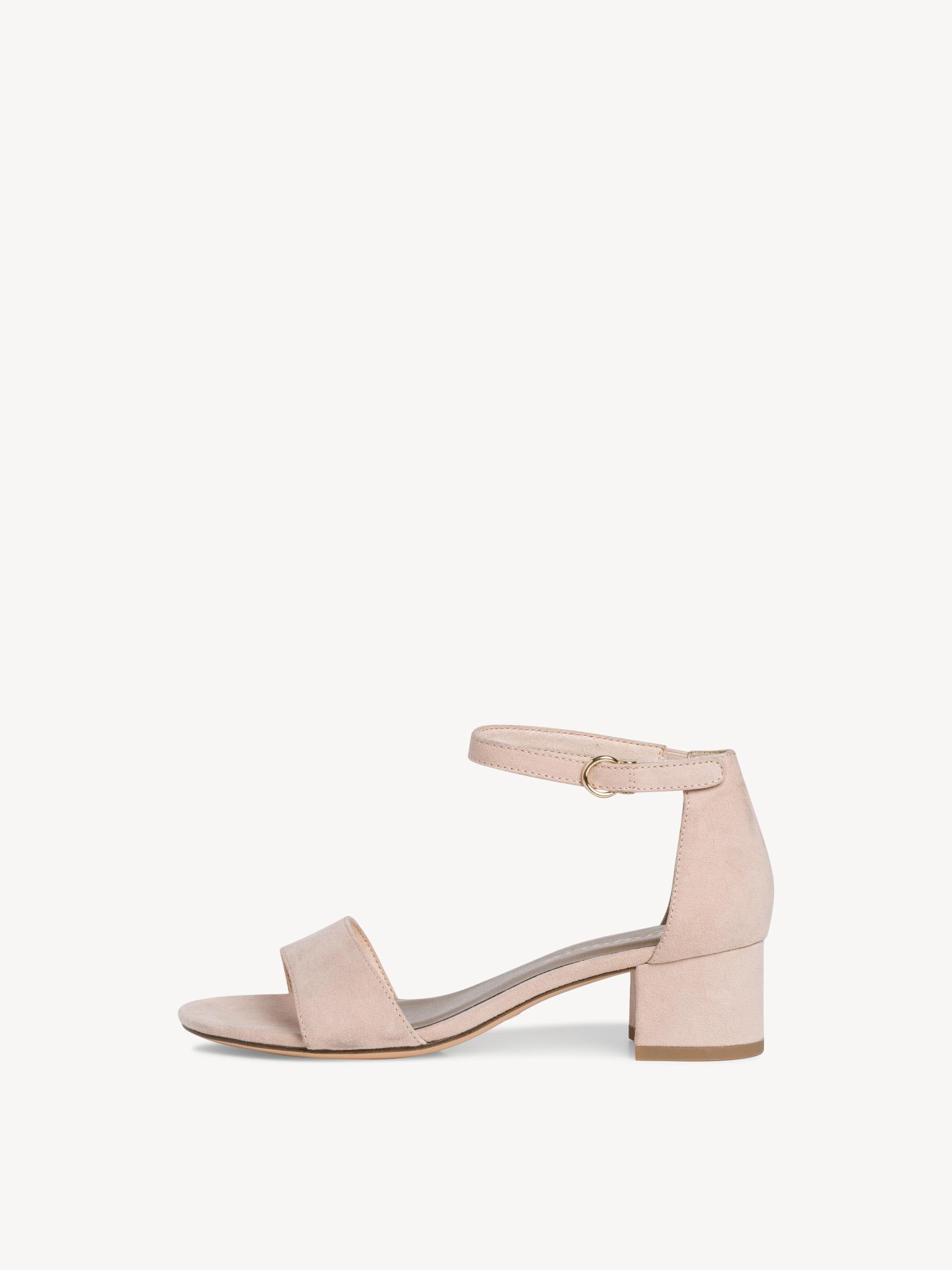 Heeled sandal