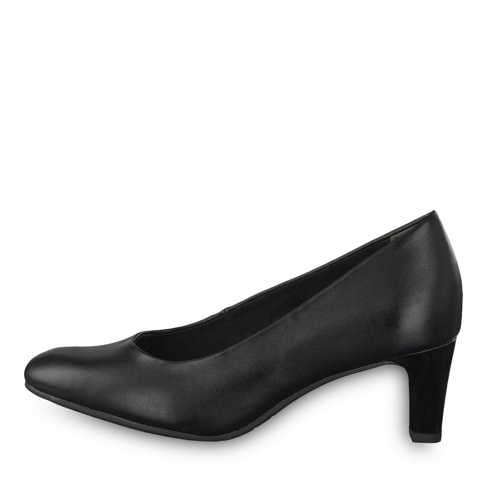 22493, Escarpins Femme, Noir (Black Matt 020), 38 EUTamaris