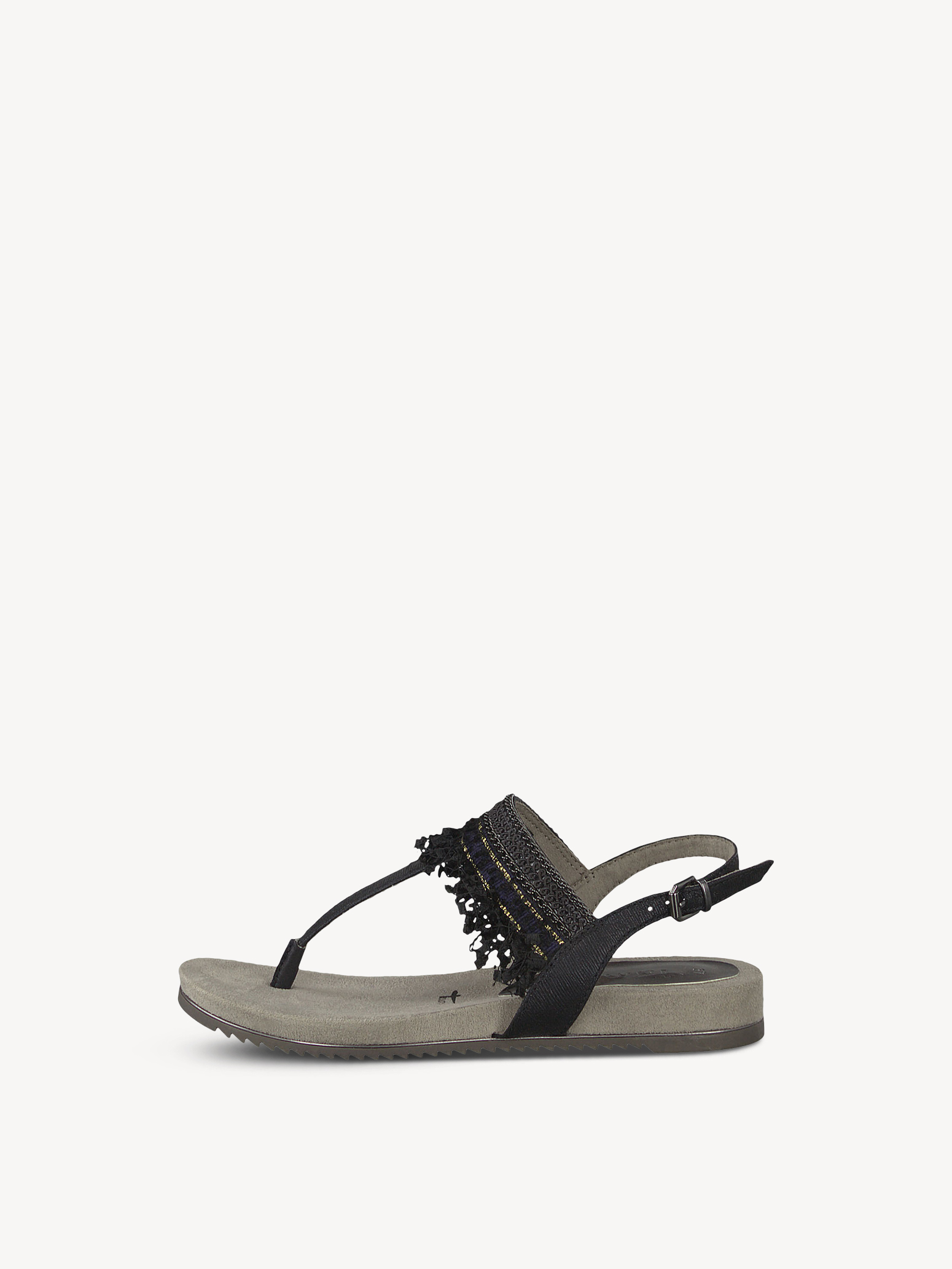 Comfort Black Tamaris Black Tamaris Sandals Sandals
