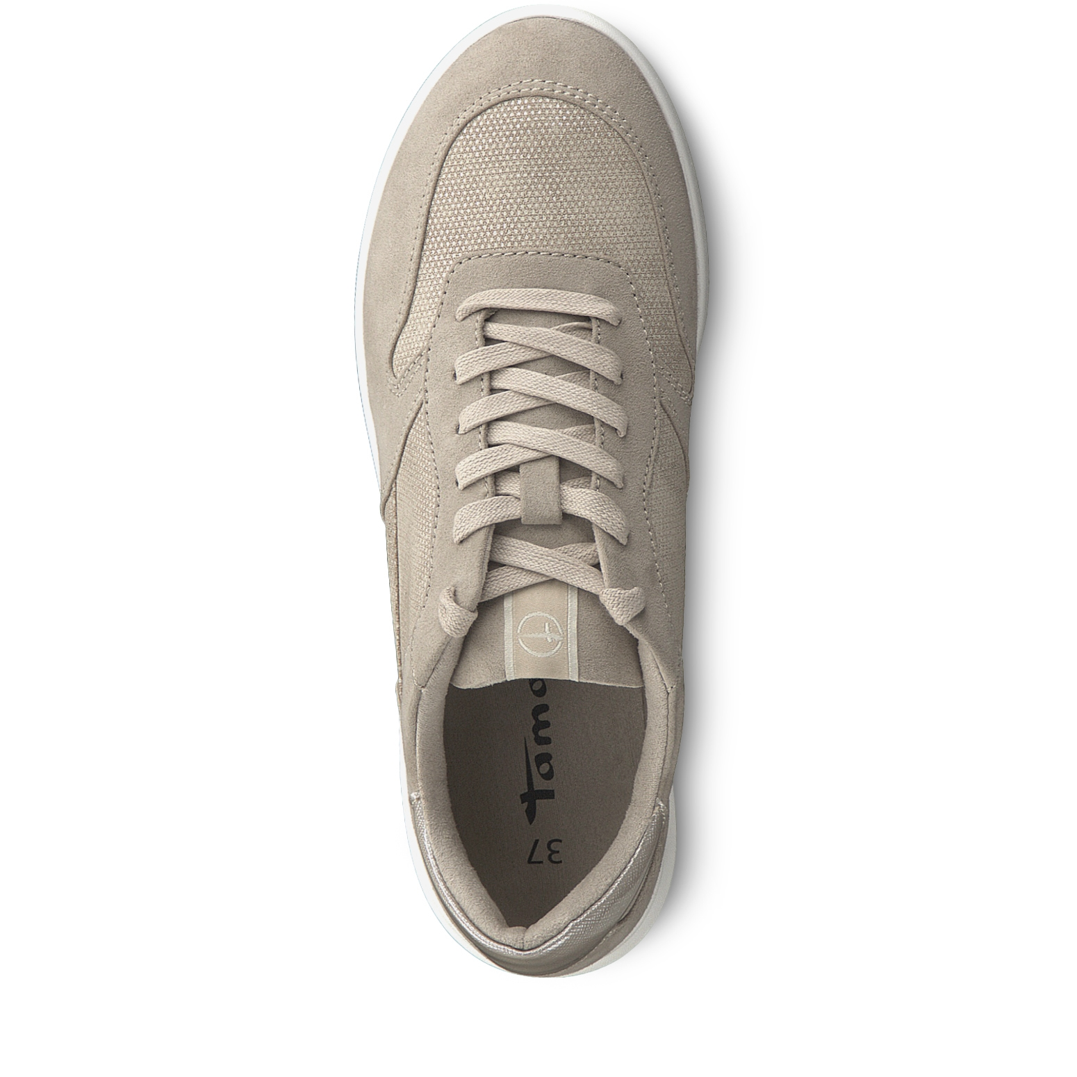 Tamaris Daralis Sneaker beige CQMS7ZBJ