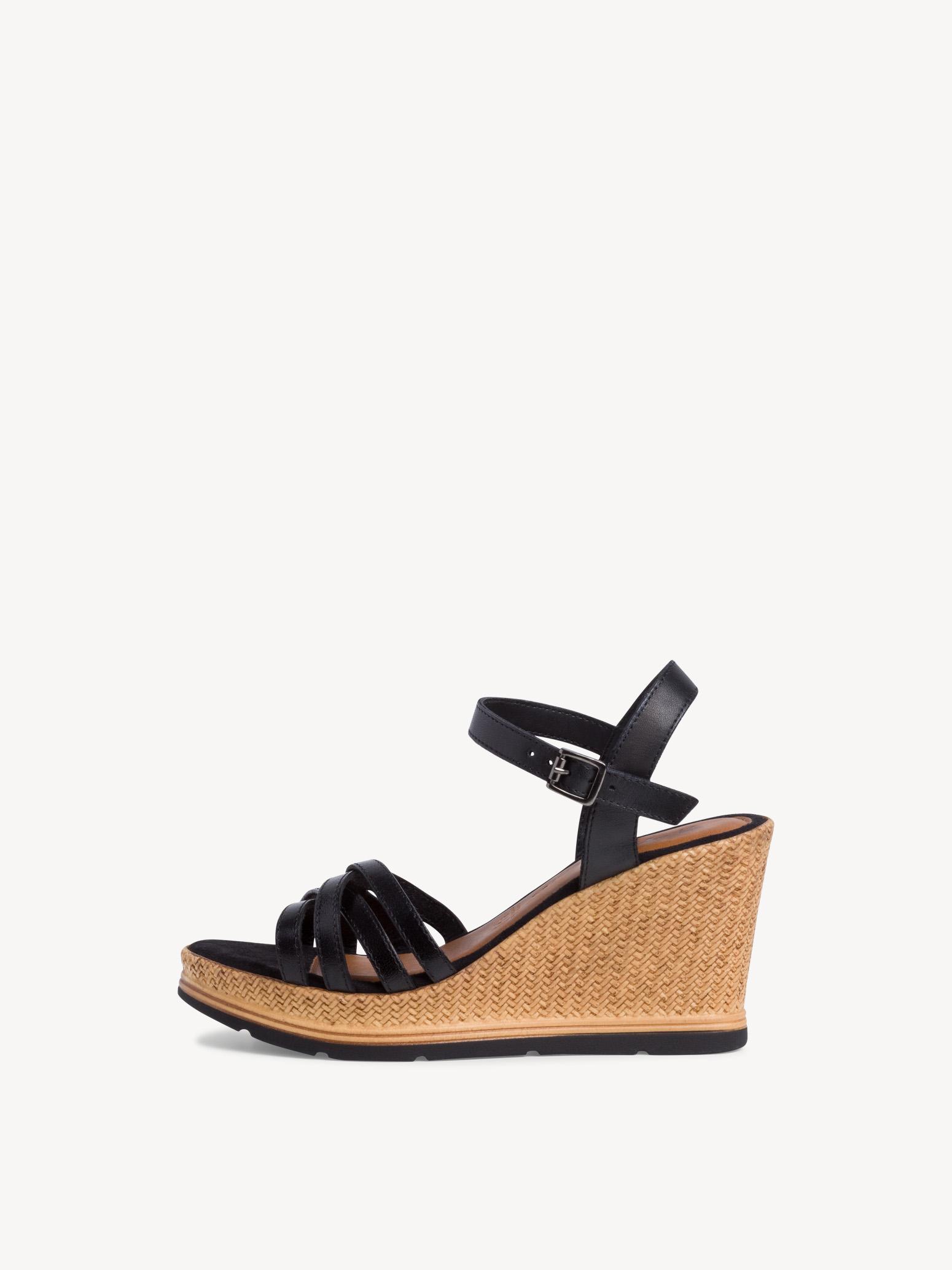Sandale à talon