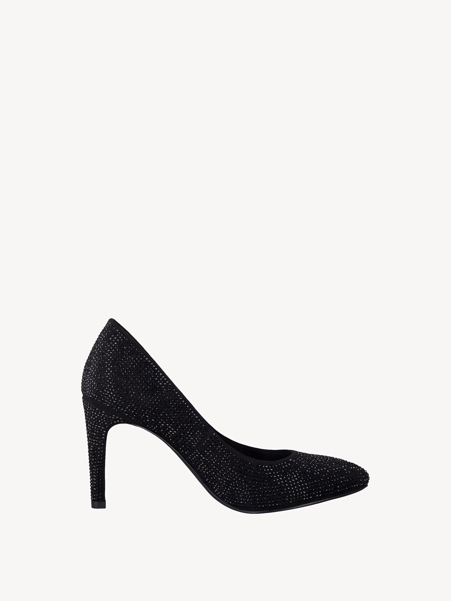 Pumps - schwarz, BLACK GLAM, hi-res