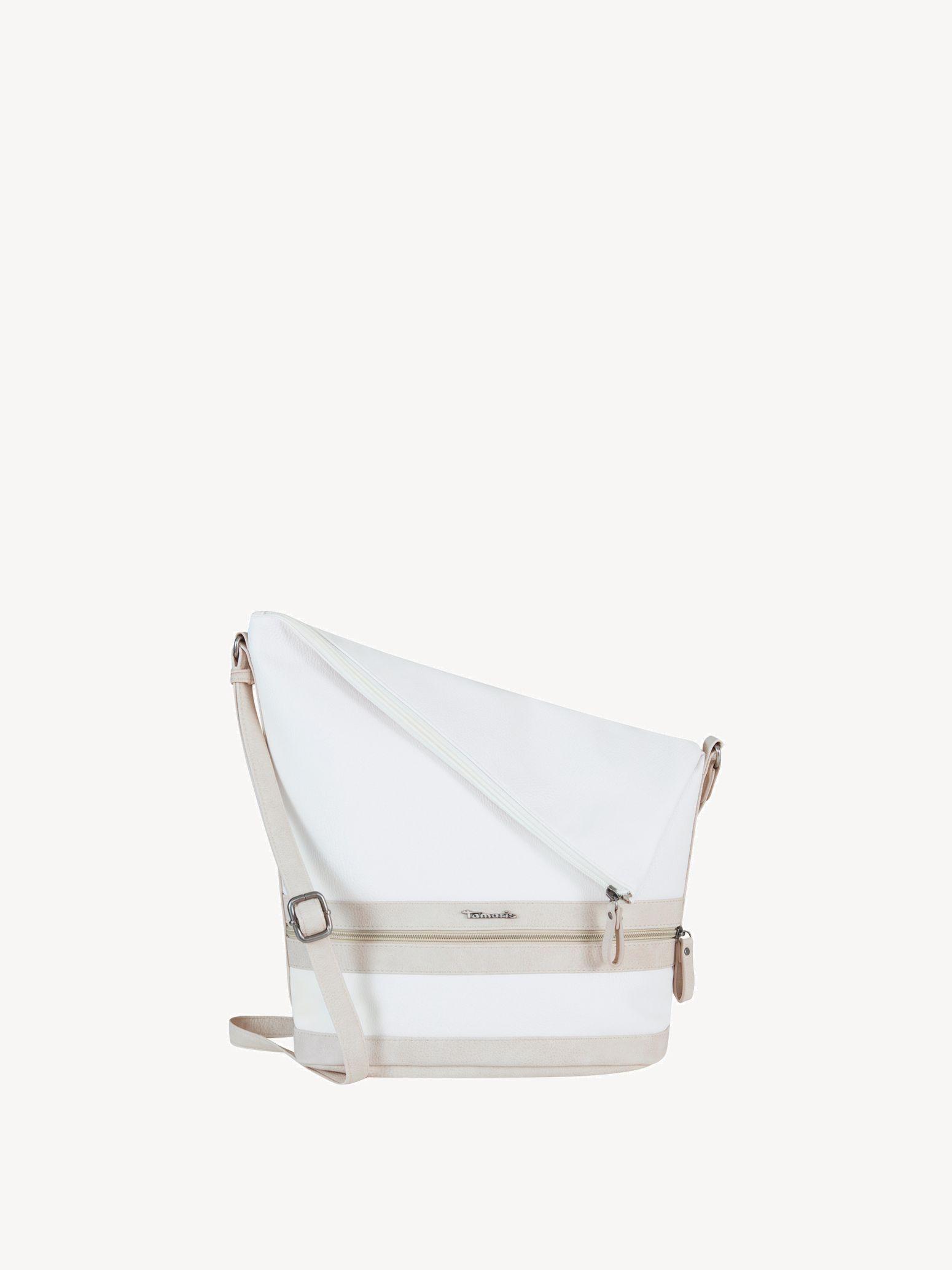 Satchel - white