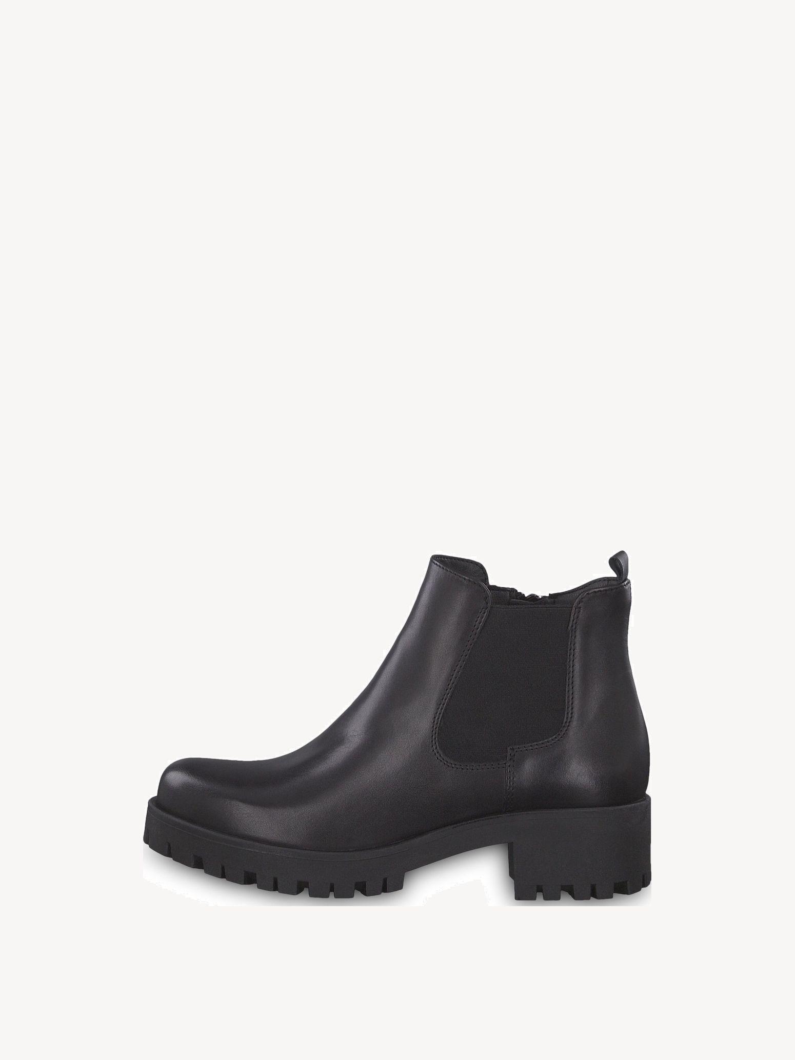 TAMARIS Women Chelsea Boot Cocco schwarz 40