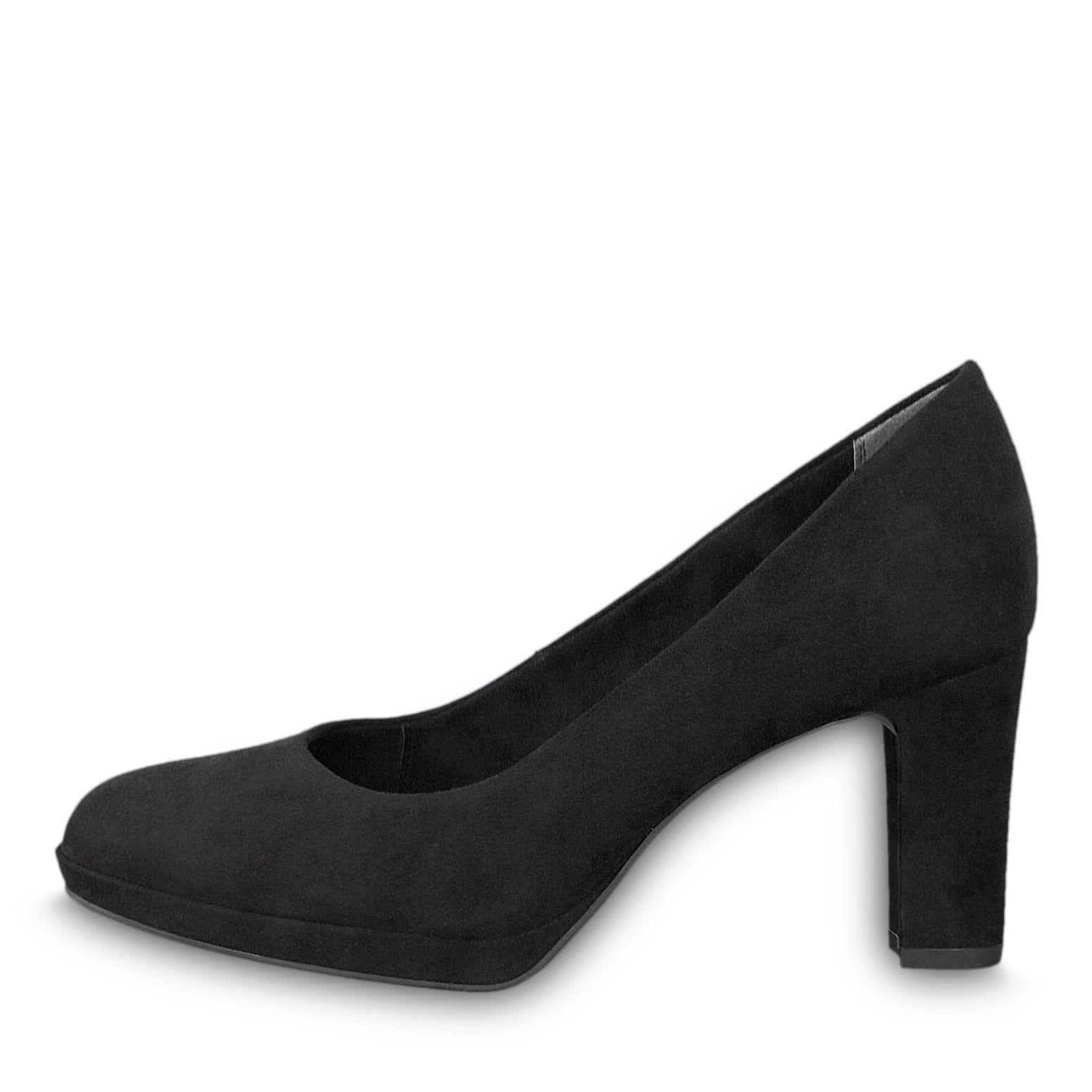22420, Escarpins Femme, Noir (Black 001), 36 EUTamaris