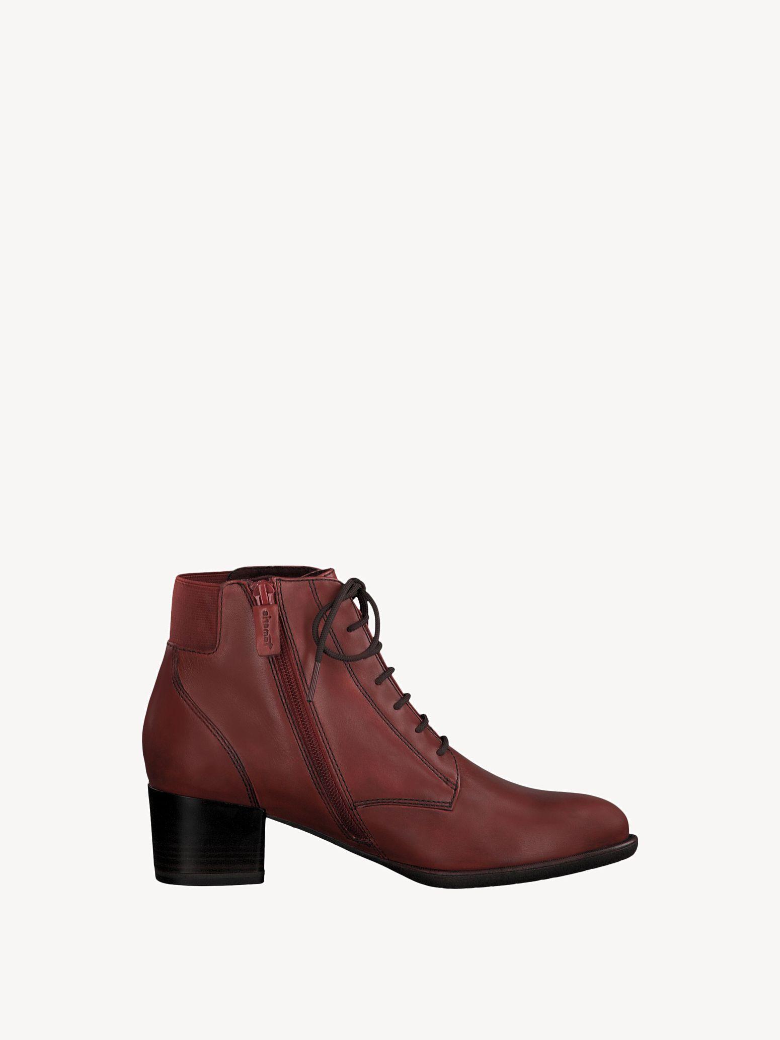 Boots TAMARIS 1 25112 23 Sangria 536