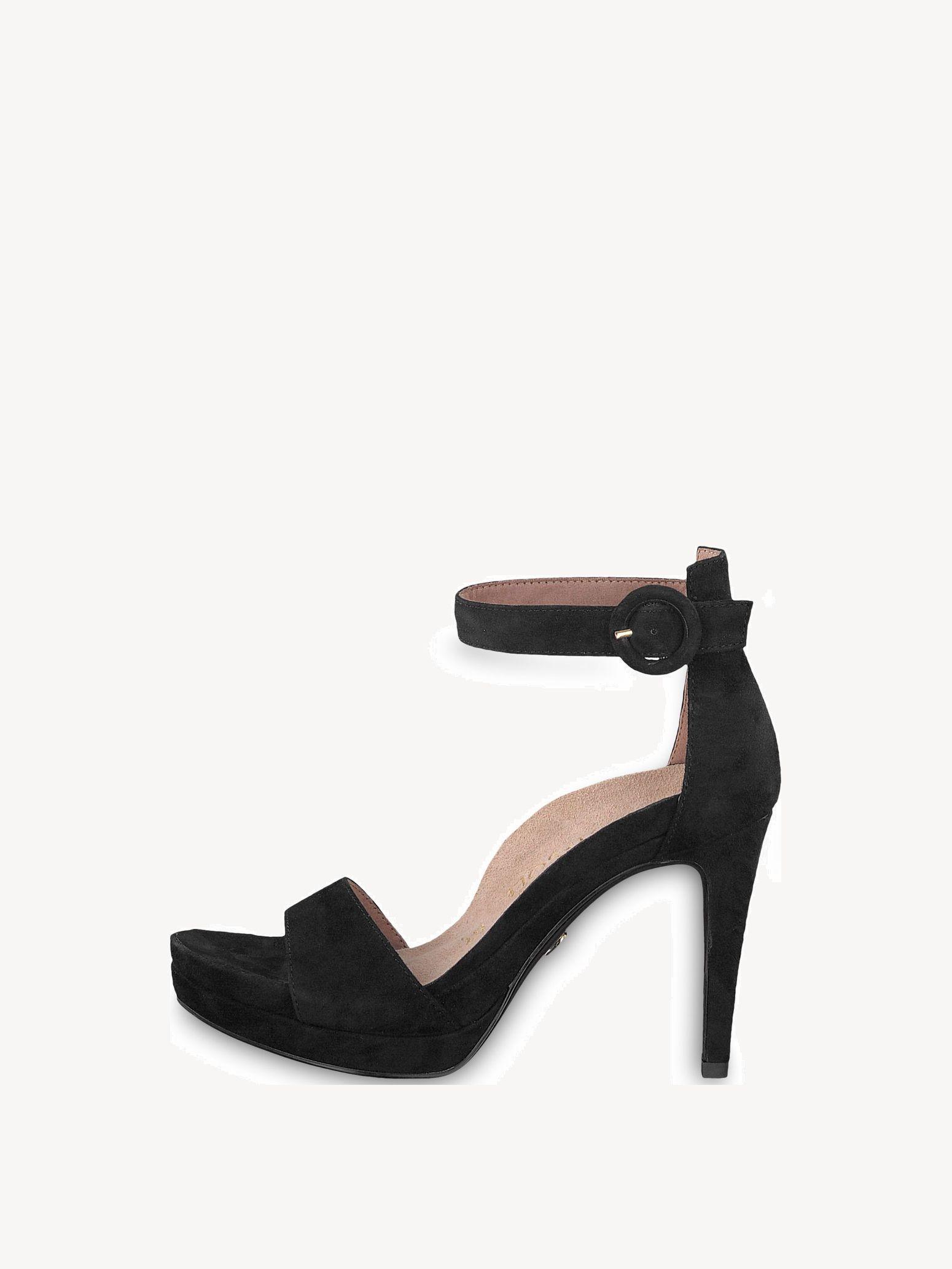 Tamaris High Heel Stiefelette mit feinen Riemchen online kaufen | BAUR