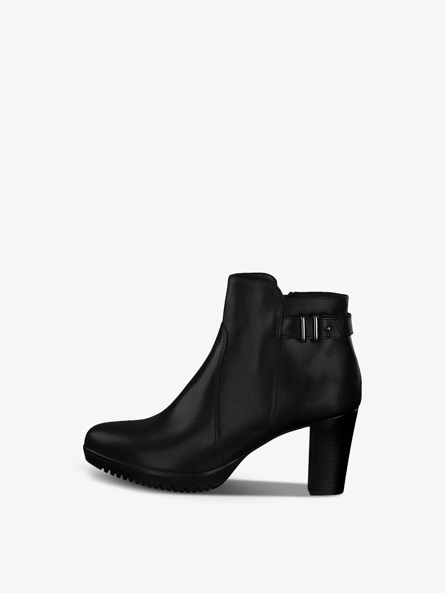 Tamaris »Leder« High Heel Stiefel, Verschluss: Reißverschluss online kaufen   OTTO