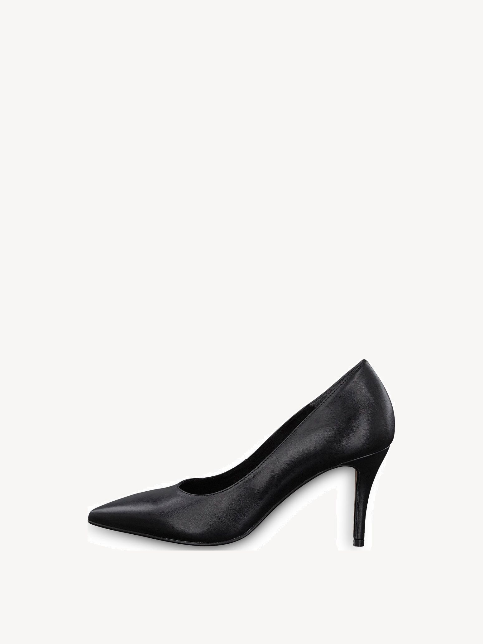 22460, Escarpins Femme, Noir (Black Leather), 39 EUTamaris
