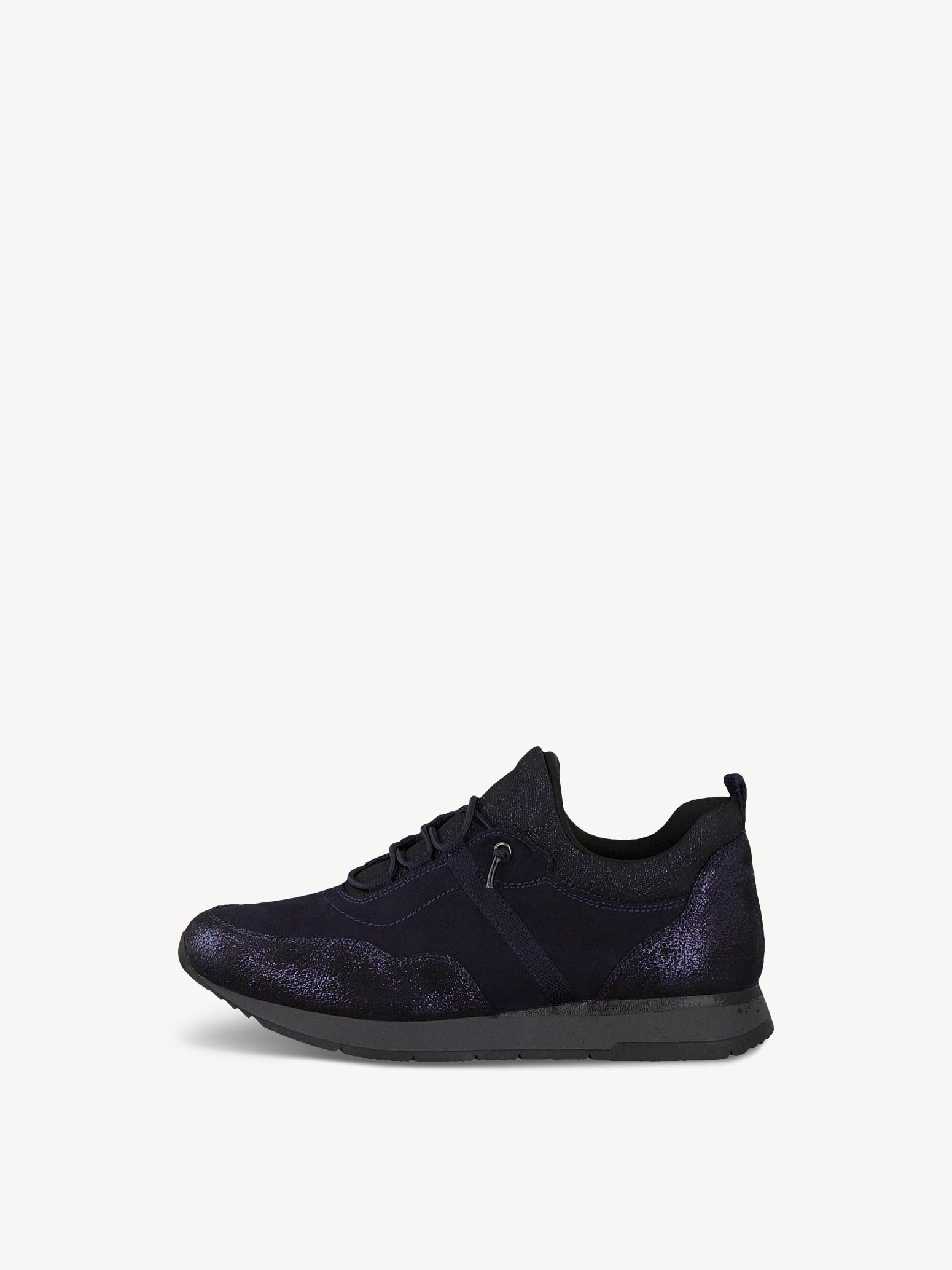 Tamaris Sneaker in navy comb