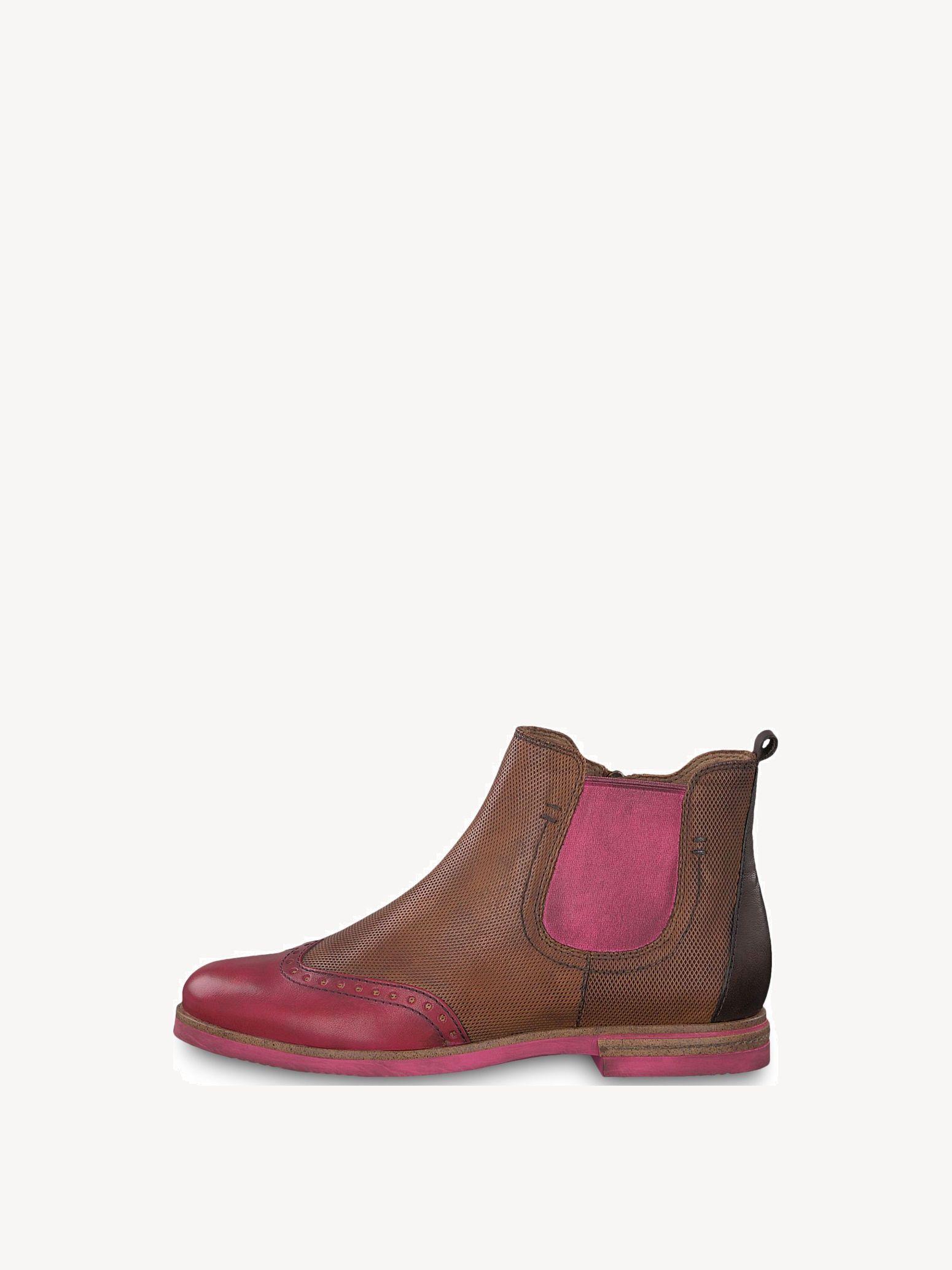 eead6cc0fd35e0 Vanni 1-1-25310-20  Buy Tamaris Chelsea boots online!