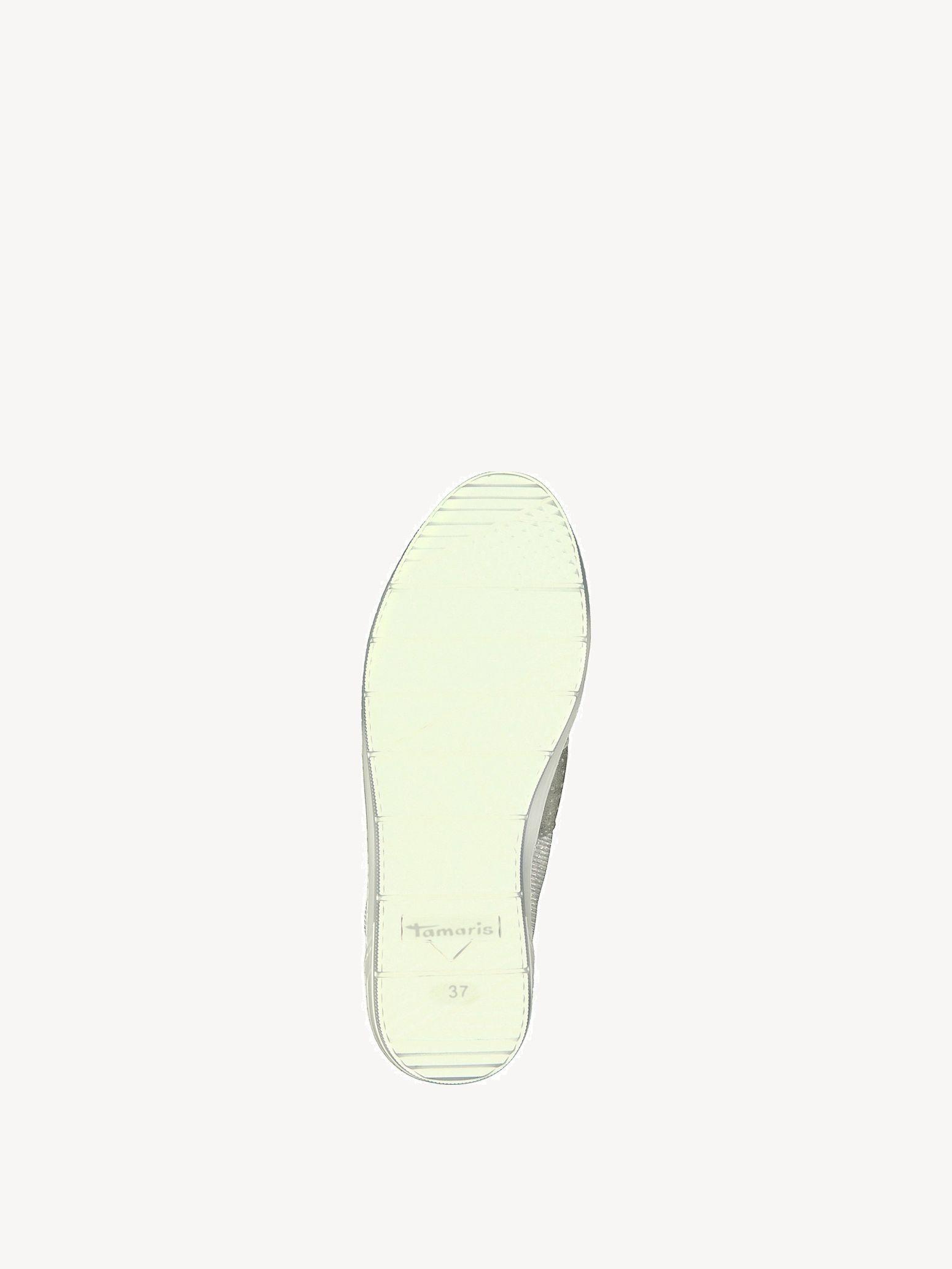Details zu Tamaris Sneaker Pepai 1 1 23605 20 948 silber
