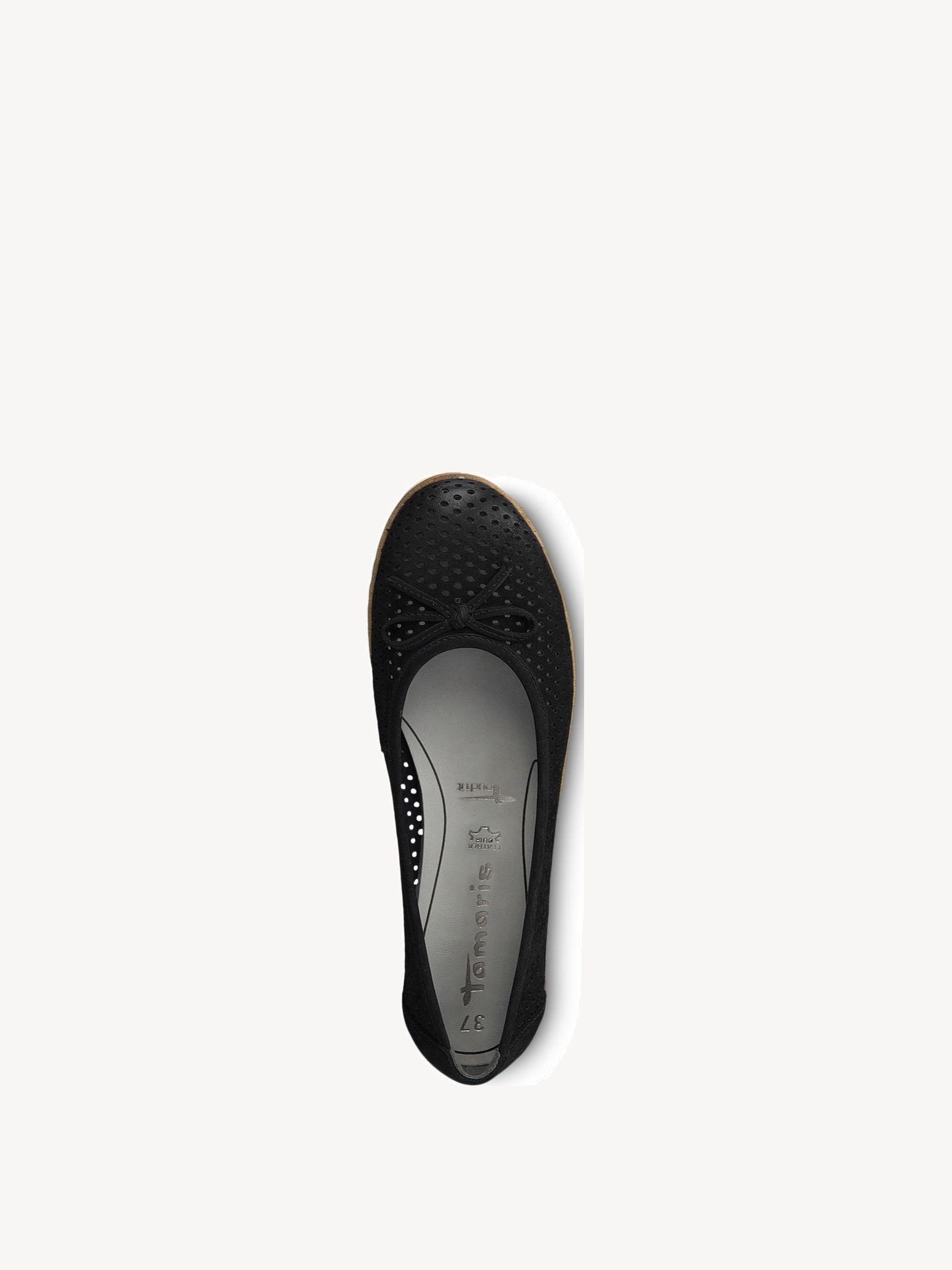 Acheter des chaussures d'origine TAMARIS Ballerines Noir