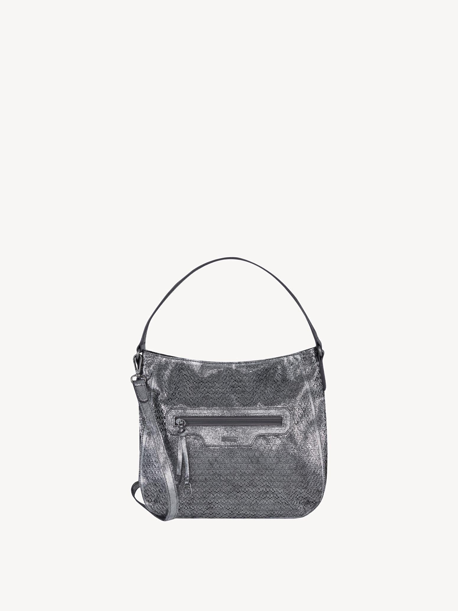 Handtasche - silber