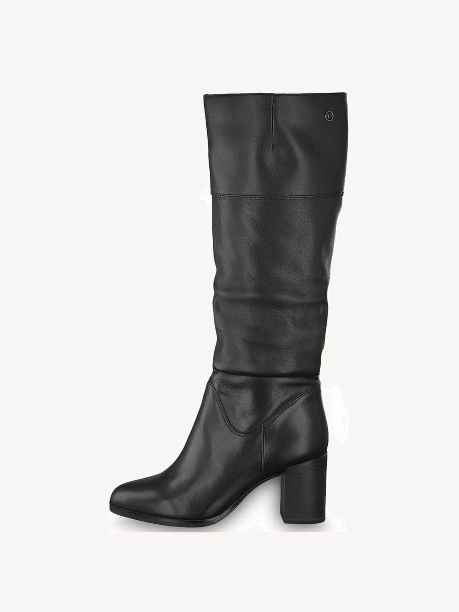 da0939c1ace Leather Boots