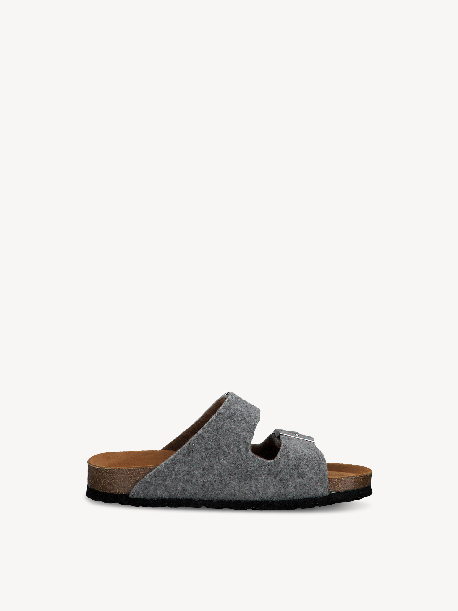 Slippers - grey, GREY, hi-res