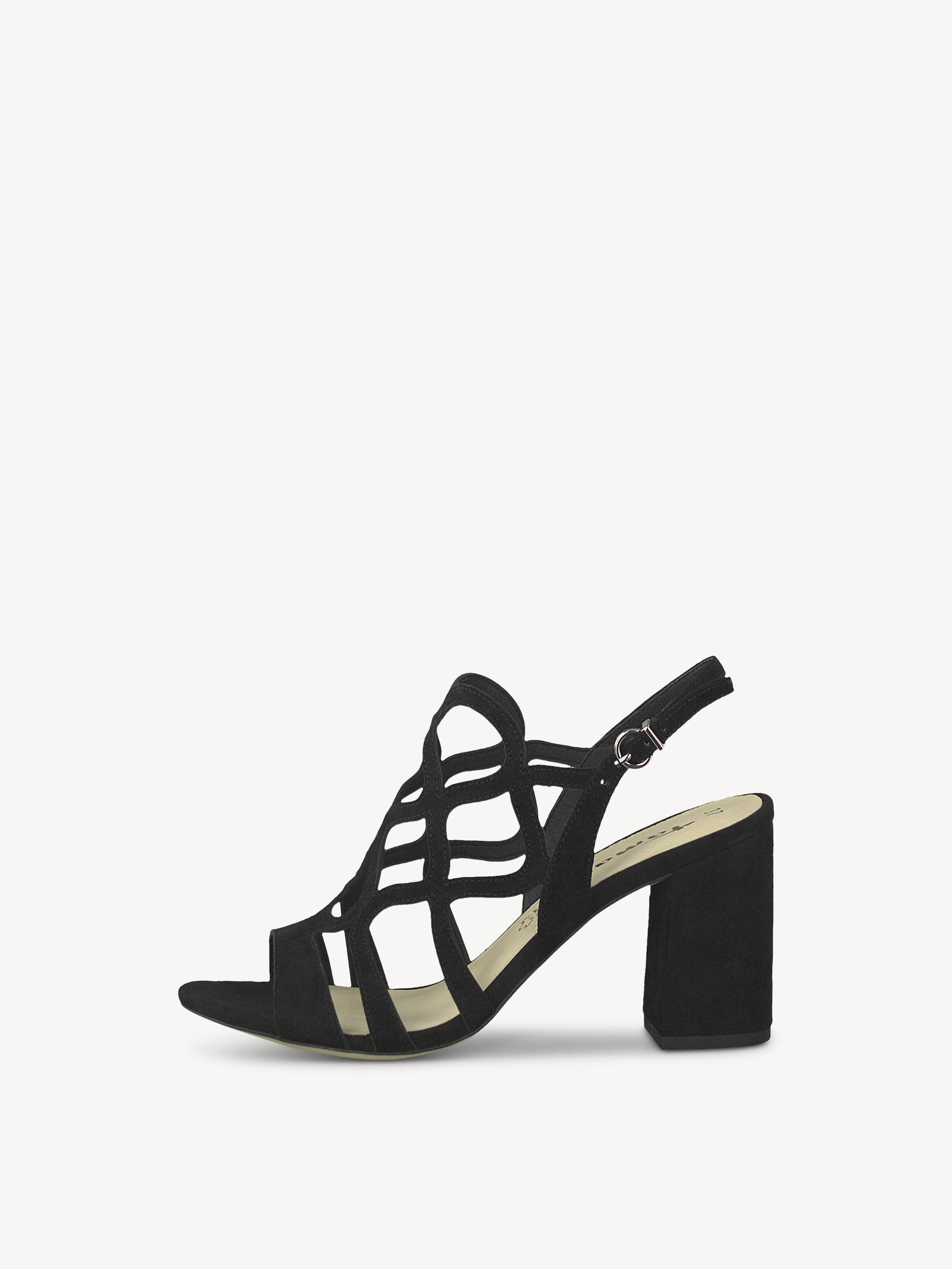 vraiment à l'aise chaussures exclusives large choix de designs Sandale à talon