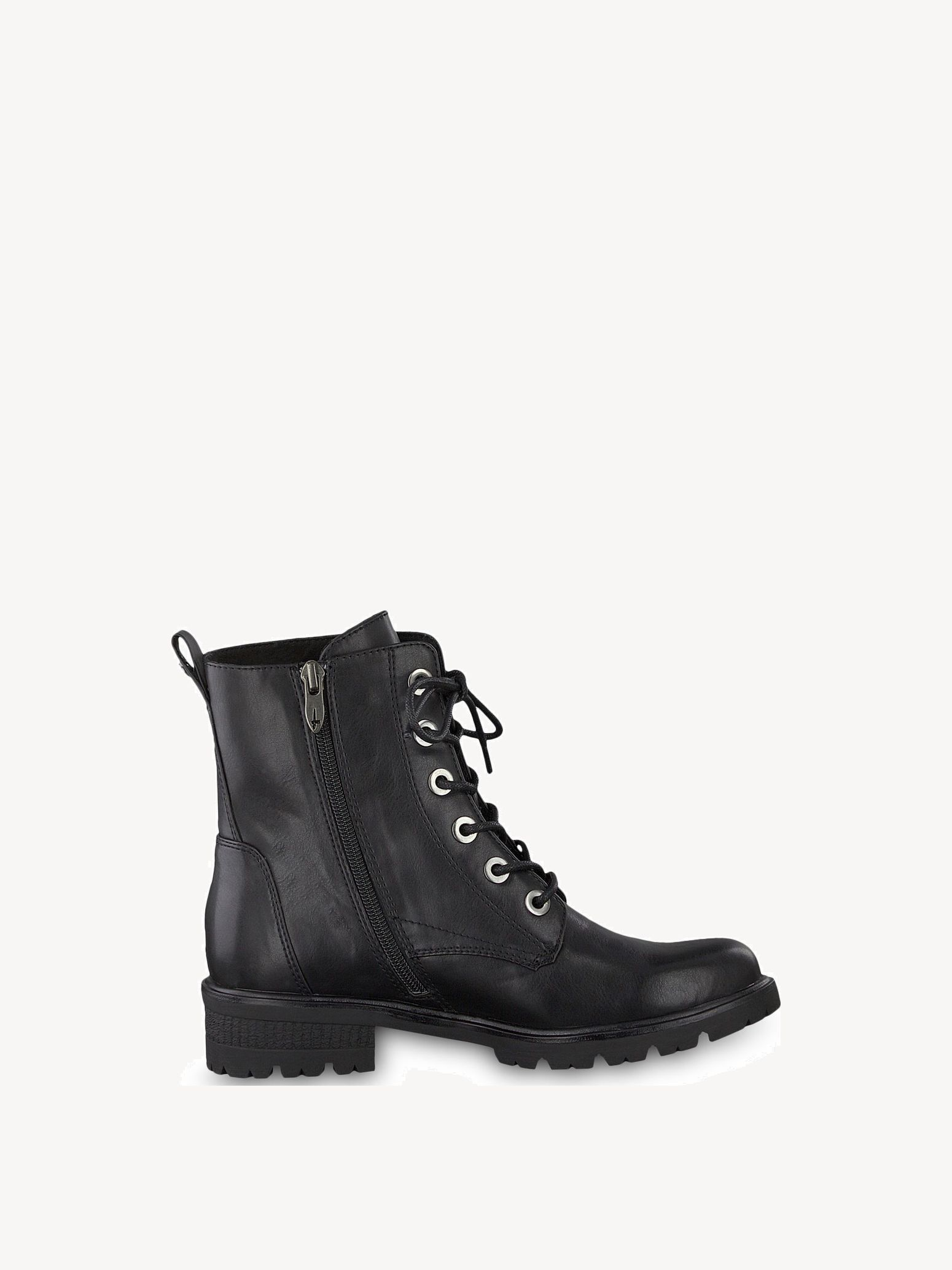 Tamaris Zeya Lace Up Boots