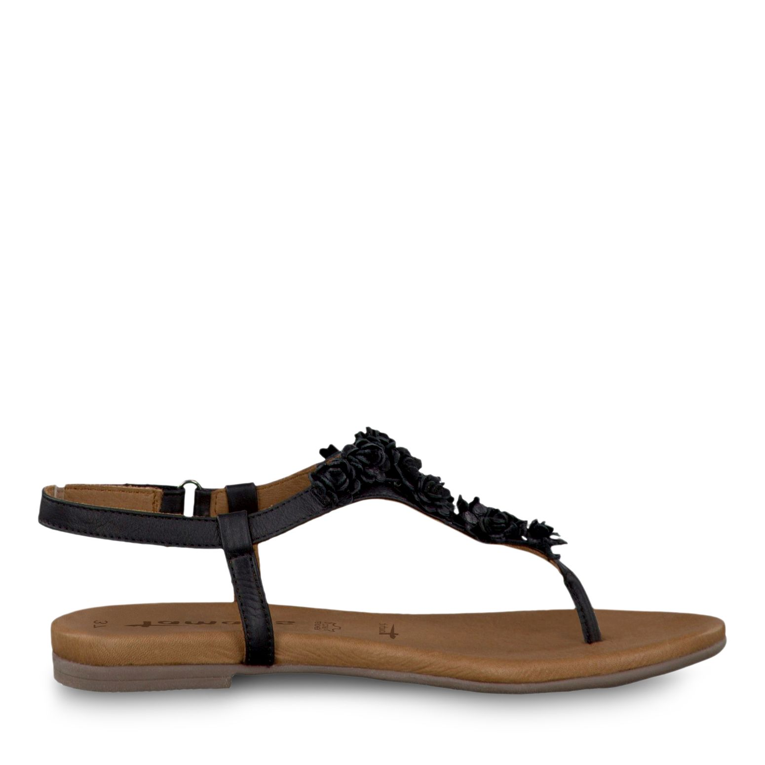 Tamaris KIM - Sandals - black bnNW8A69