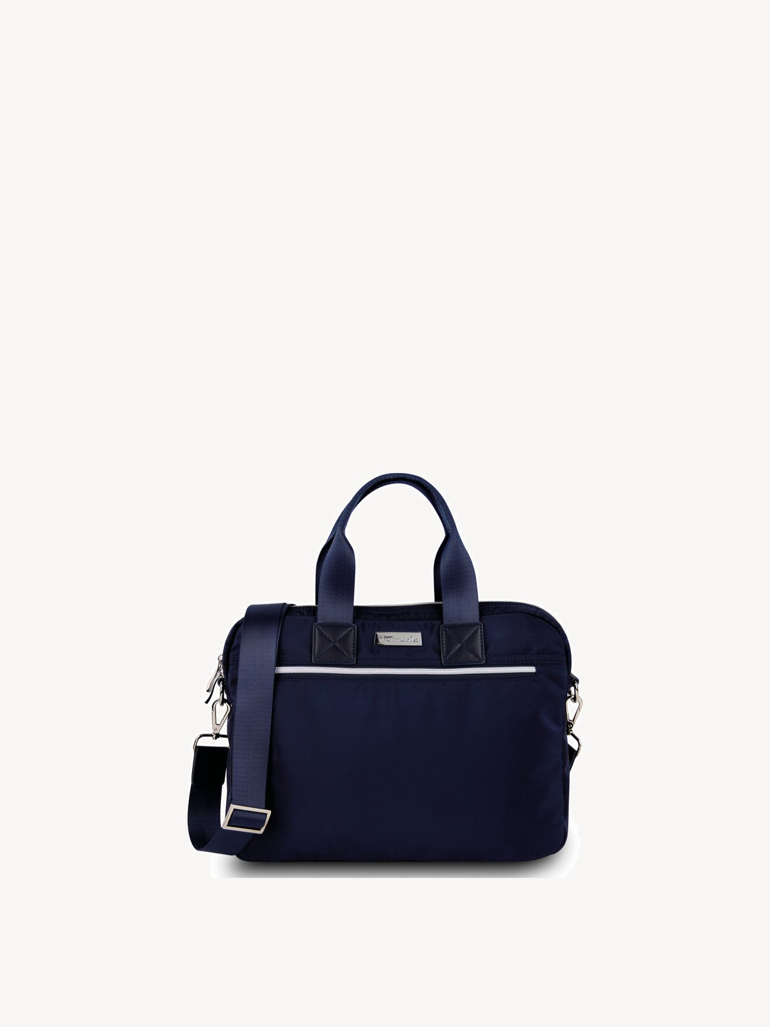 Laptoptas - blauw, navy, hi-res