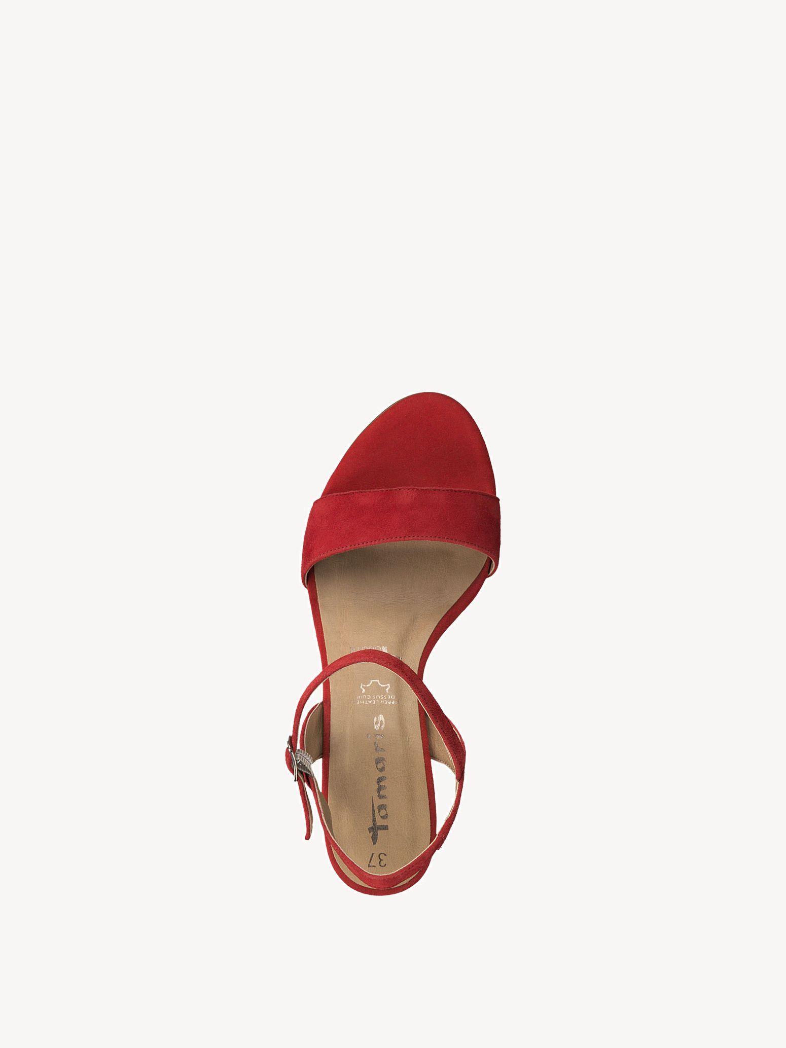 1 Ledersandale 22Tamaris Online 28361 Kaufen Sandalen 1 X0kNnP8wO