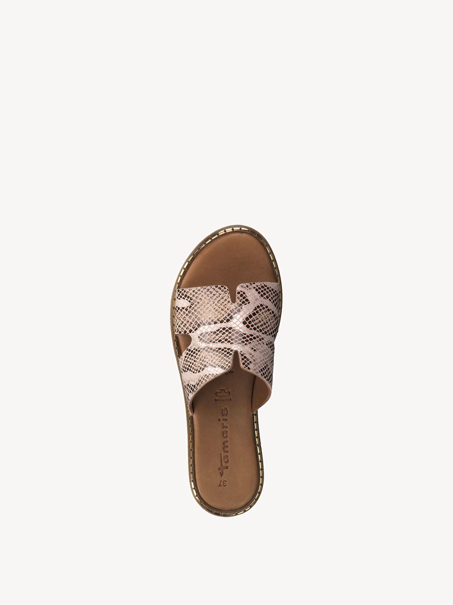 32Tamaris Lederpantolette 1 Pantoletten Kaufen 27153 Online 1 5L4q3ARj