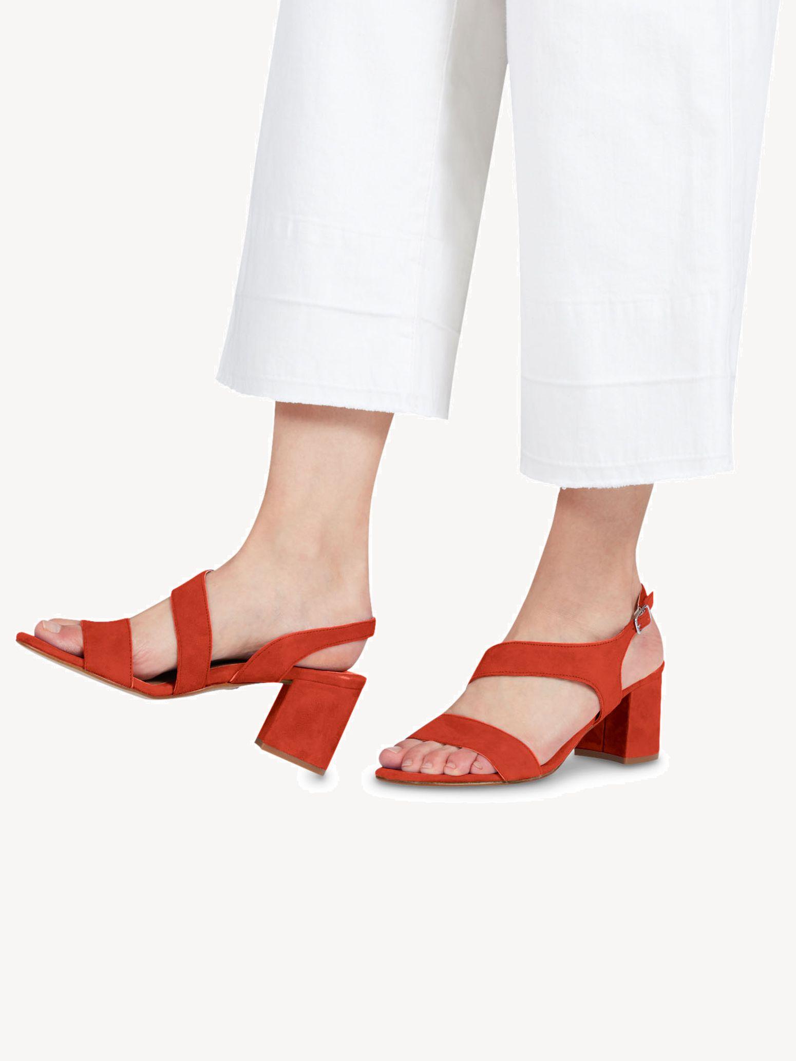 0cf4354f2 Pam 1-1-28385-22  Buy Tamaris Heeled sandals online!
