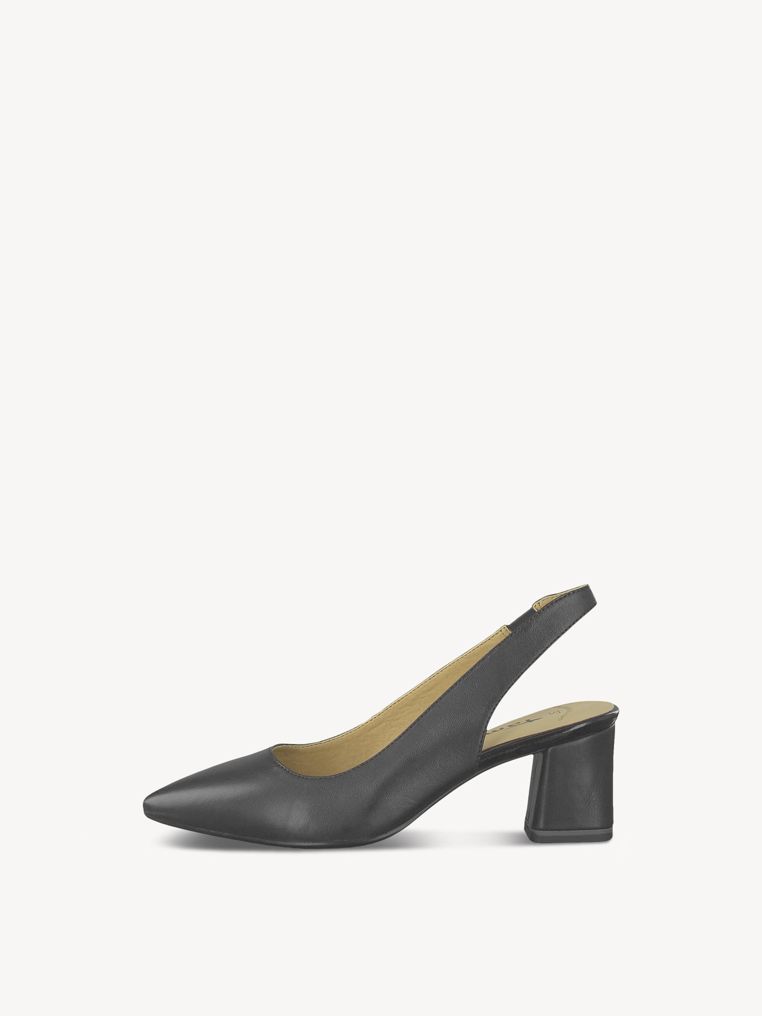 Das neue schicke Tamaris antishokk Sandalen Schuhe Leder